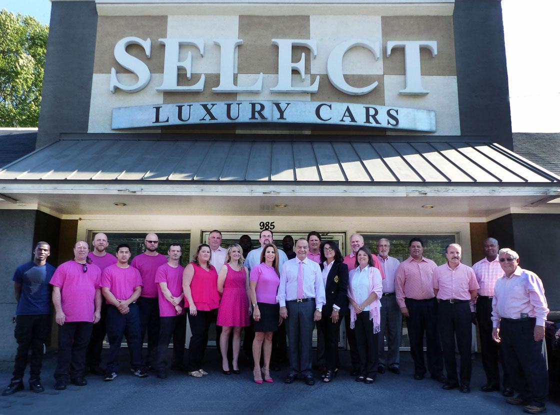 Select Luxury Team