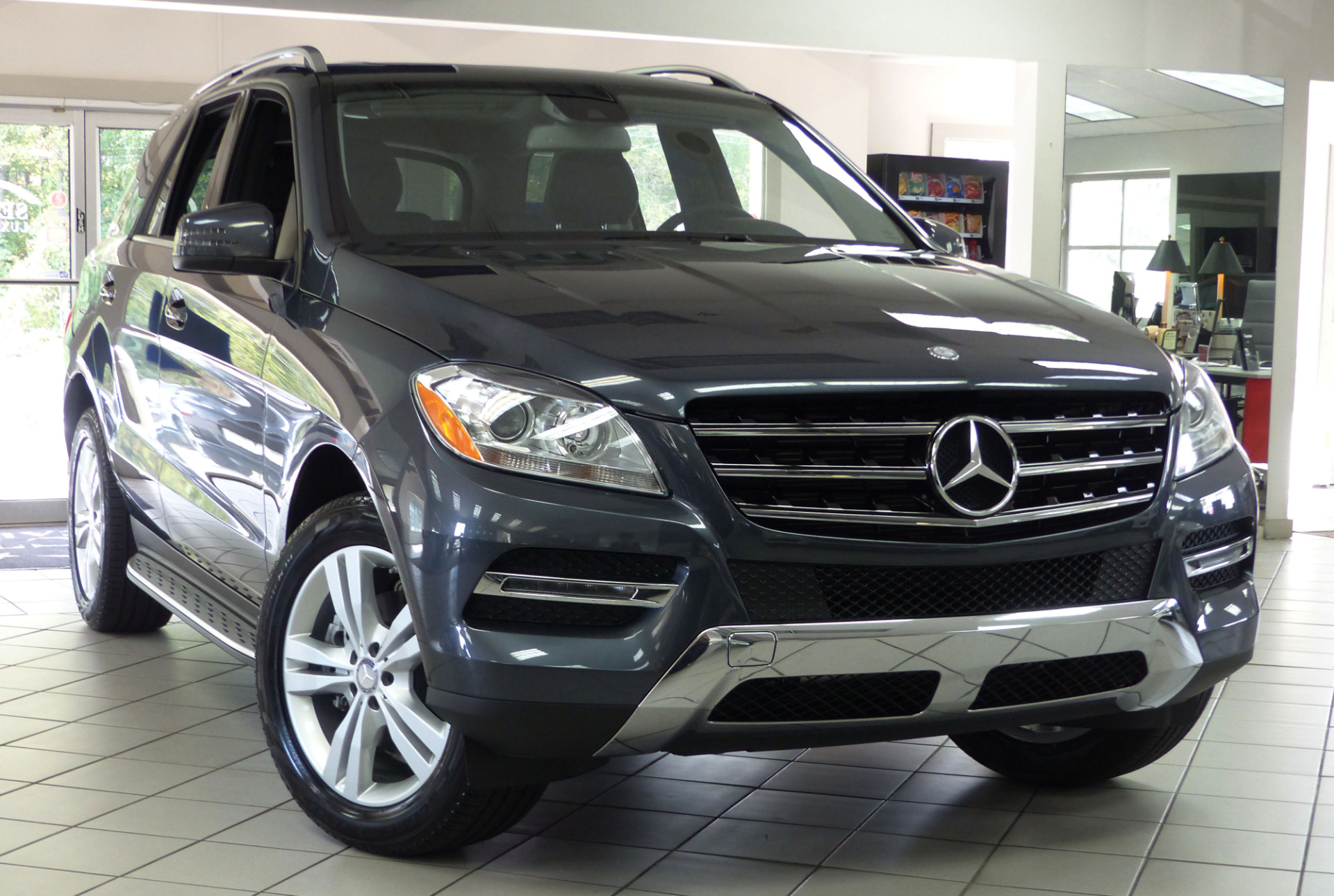 used 2014 mercedes benz m class ml350 marietta ga