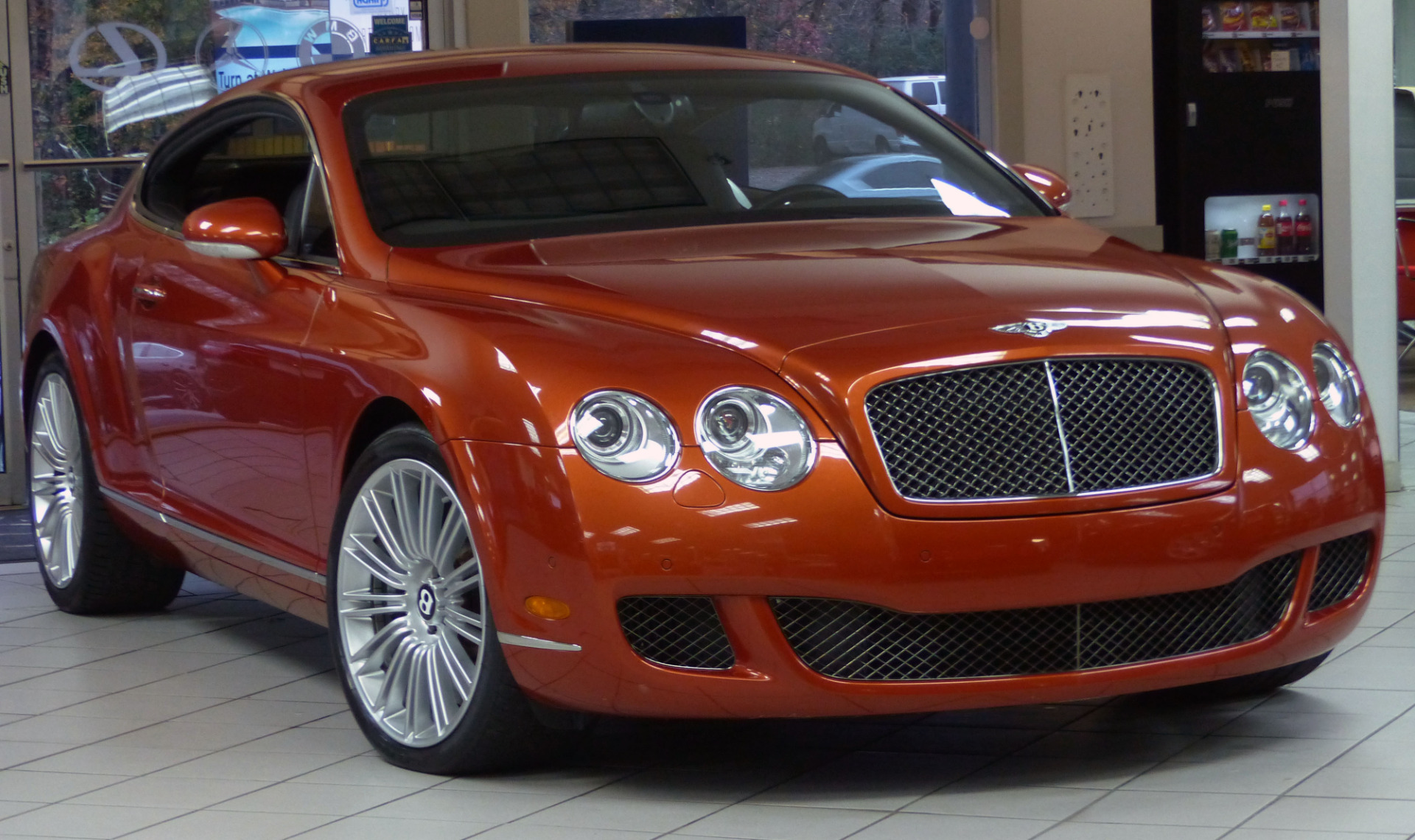 used 2009 bentley continental gt speed marietta ga. Black Bedroom Furniture Sets. Home Design Ideas