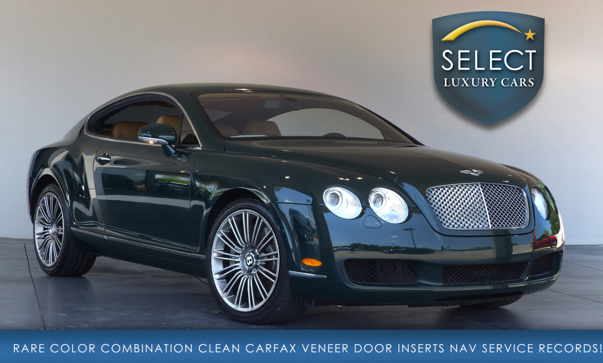 used 2005 bentley continental gt marietta ga. Black Bedroom Furniture Sets. Home Design Ideas