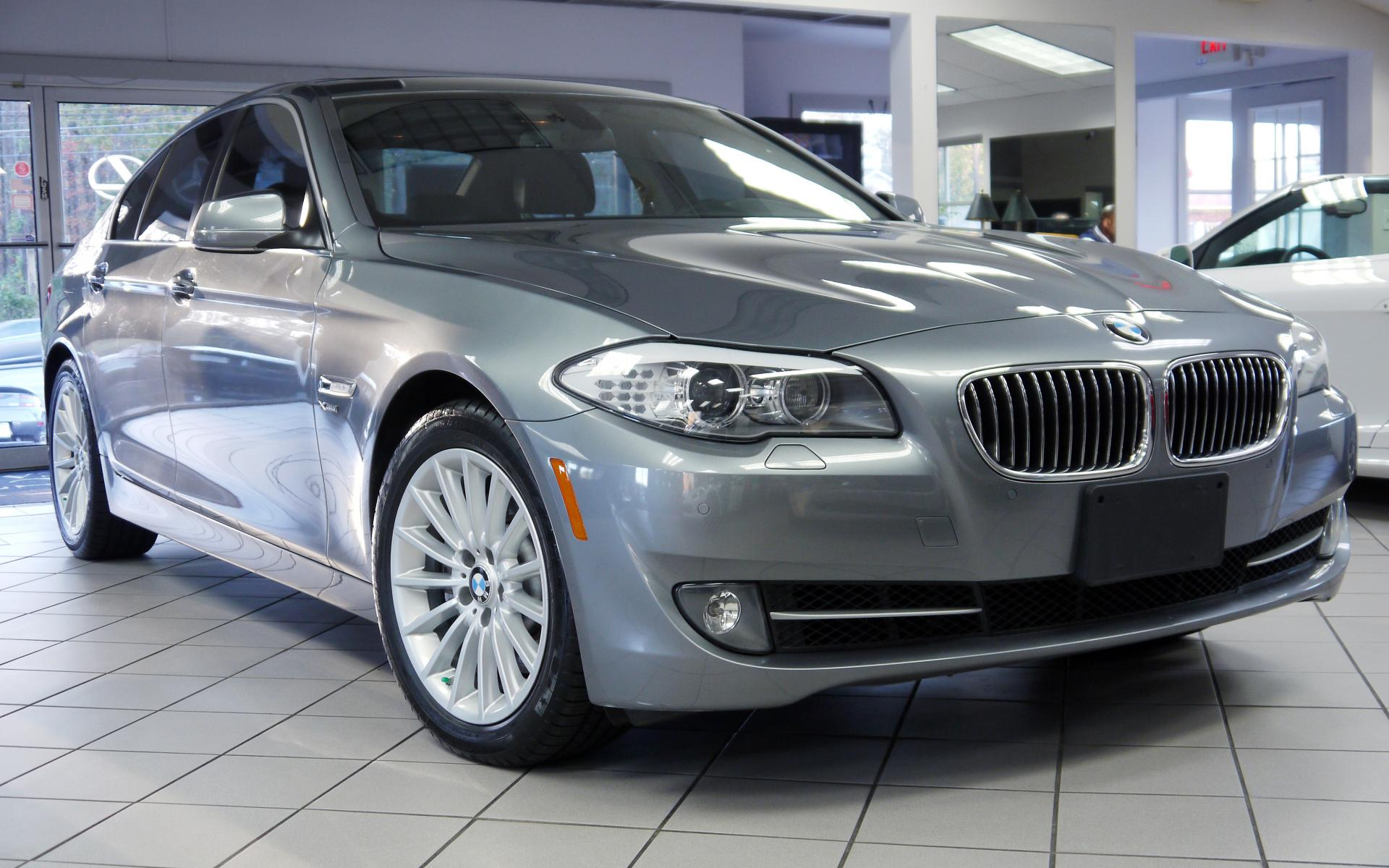 used 2011 bmw 5 series 535i xdrive marietta ga. Black Bedroom Furniture Sets. Home Design Ideas