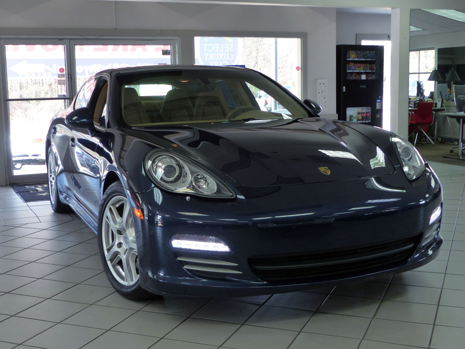 used 2012 porsche panamera 4s marietta ga. Black Bedroom Furniture Sets. Home Design Ideas
