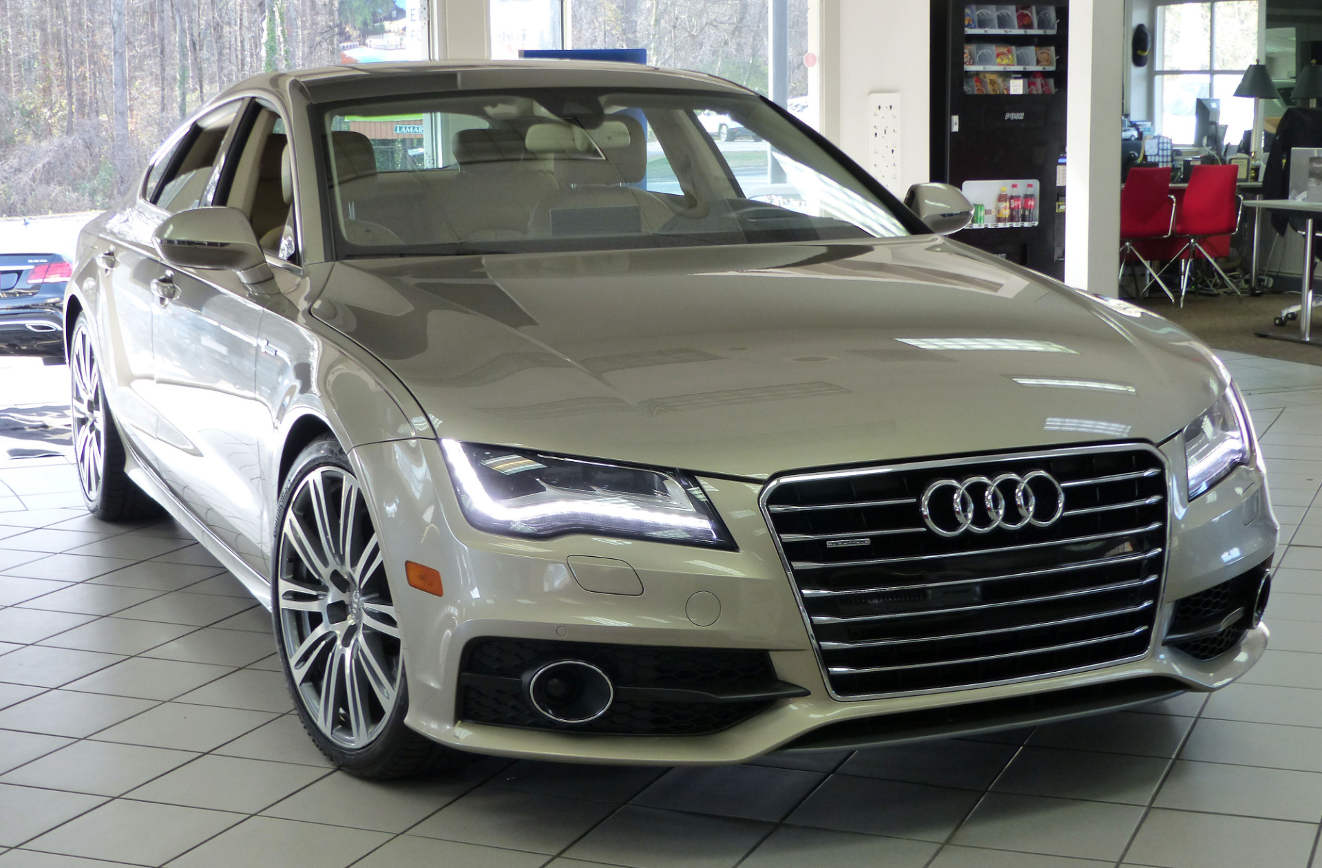 used 2012 audi a7 prestige marietta ga. Black Bedroom Furniture Sets. Home Design Ideas