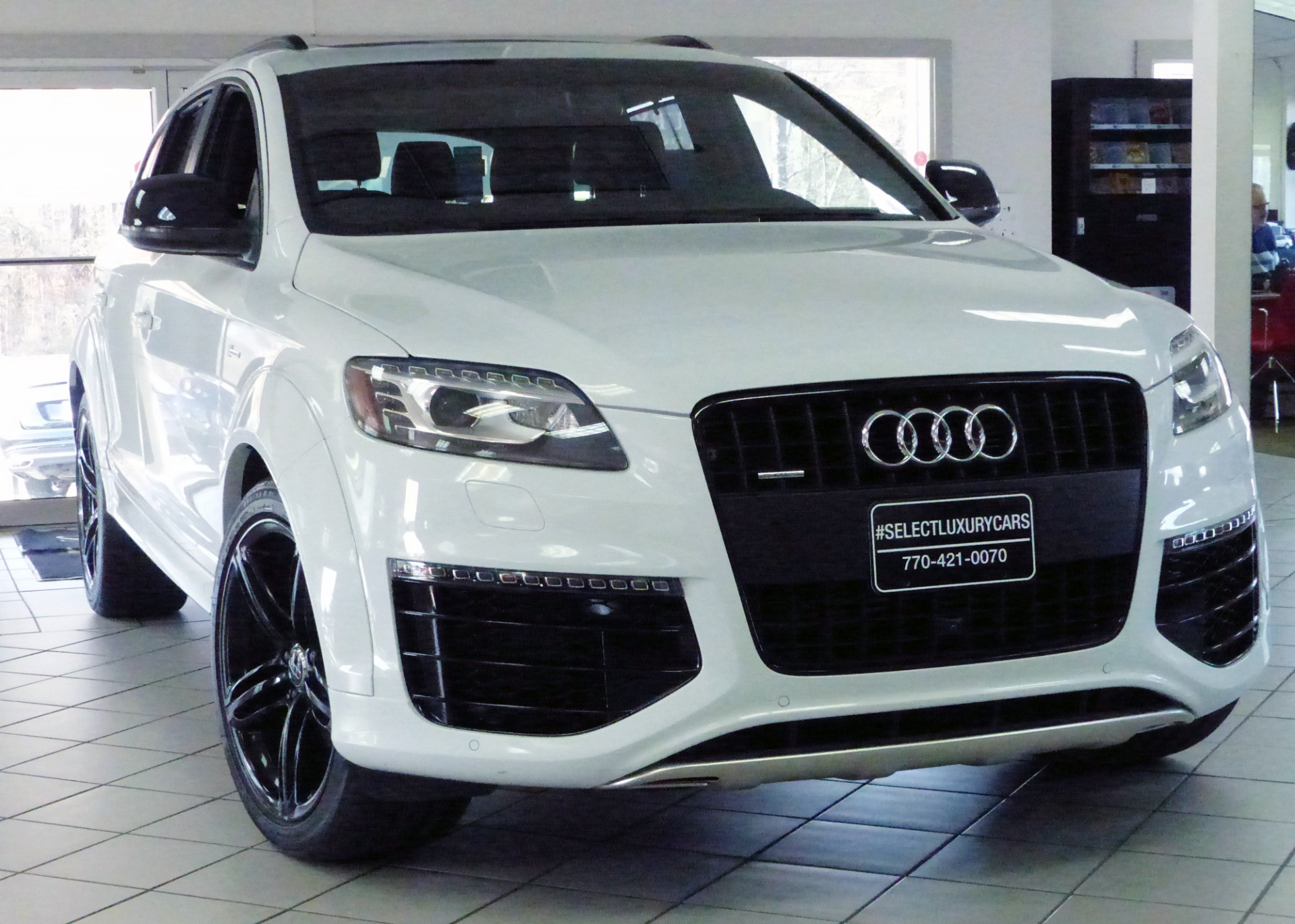 2015 audi q7 s line the image kid has it. Black Bedroom Furniture Sets. Home Design Ideas