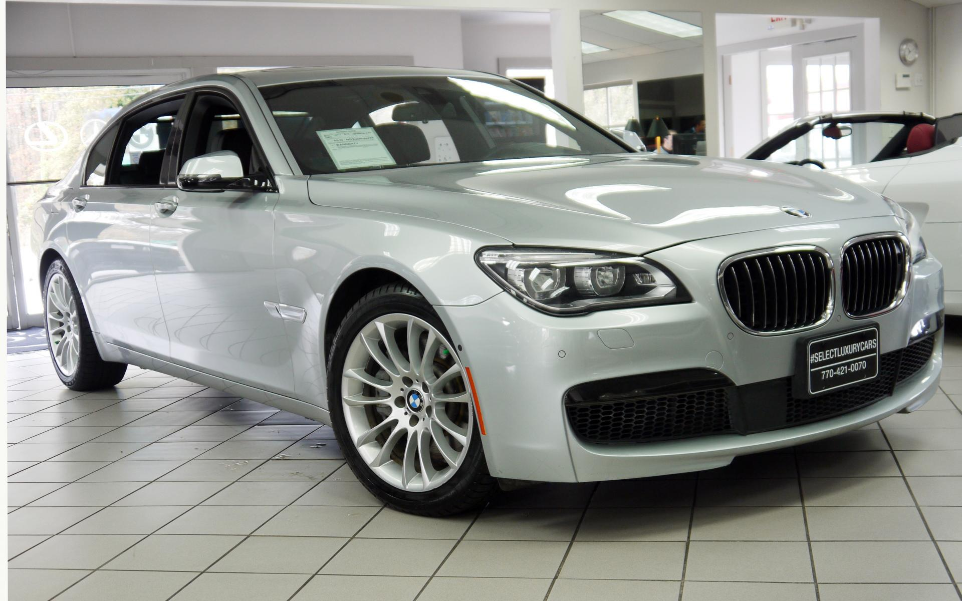 used 2013 bmw 7 series 750li xdrive marietta ga. Black Bedroom Furniture Sets. Home Design Ideas