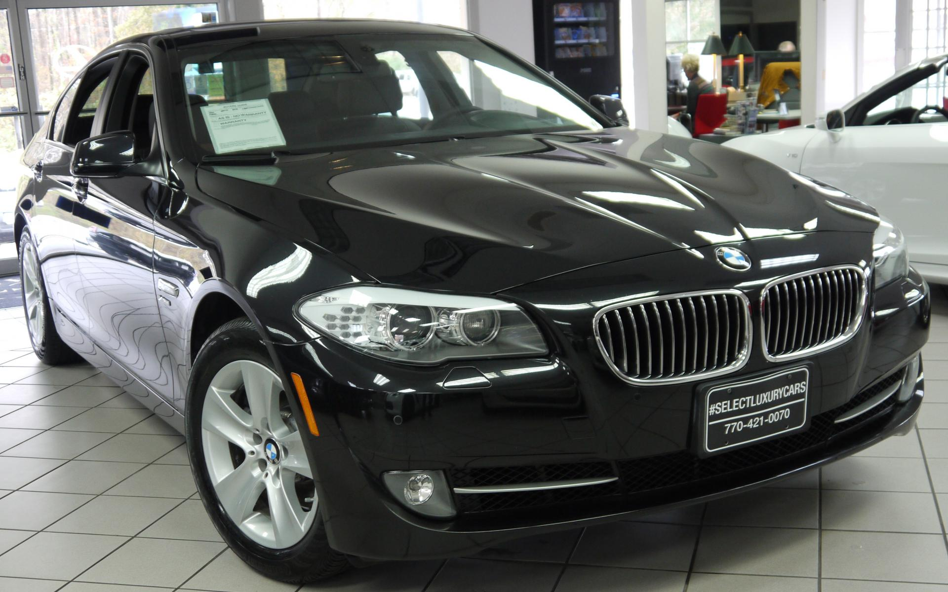 used 2012 bmw 5 series 528i xdrive marietta ga. Black Bedroom Furniture Sets. Home Design Ideas