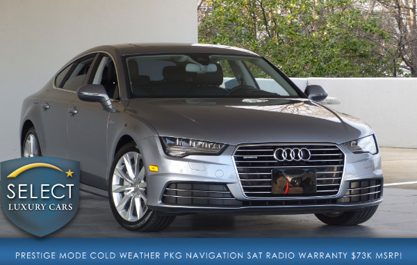 Used2016 Audi A7-Marietta, GA