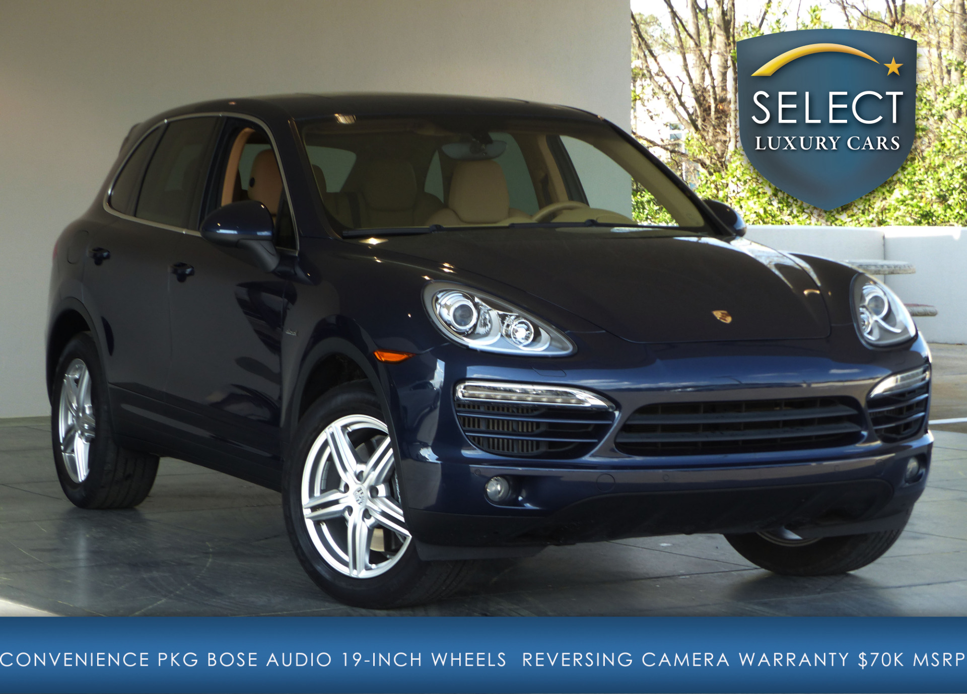 used 2014 porsche cayenne diesel marietta ga. Black Bedroom Furniture Sets. Home Design Ideas