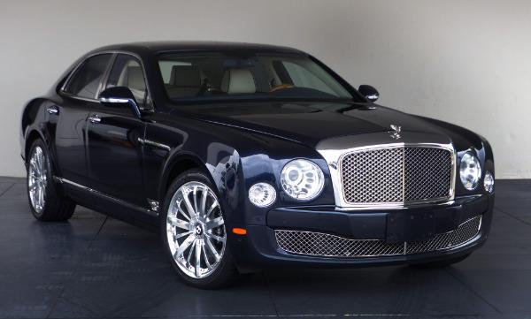 Used2016 Bentley Mulsanne-Marietta, GA