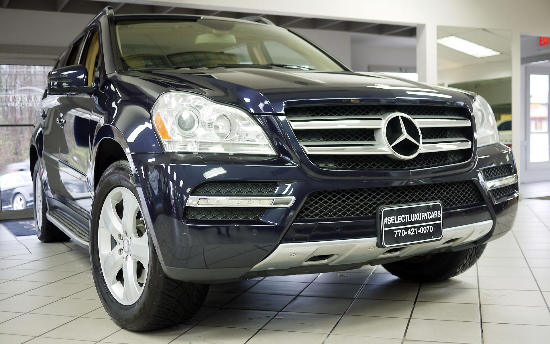 Used 2012 mercedes benz gl class gl450 marietta ga for Mercedes benz 2012 gl450