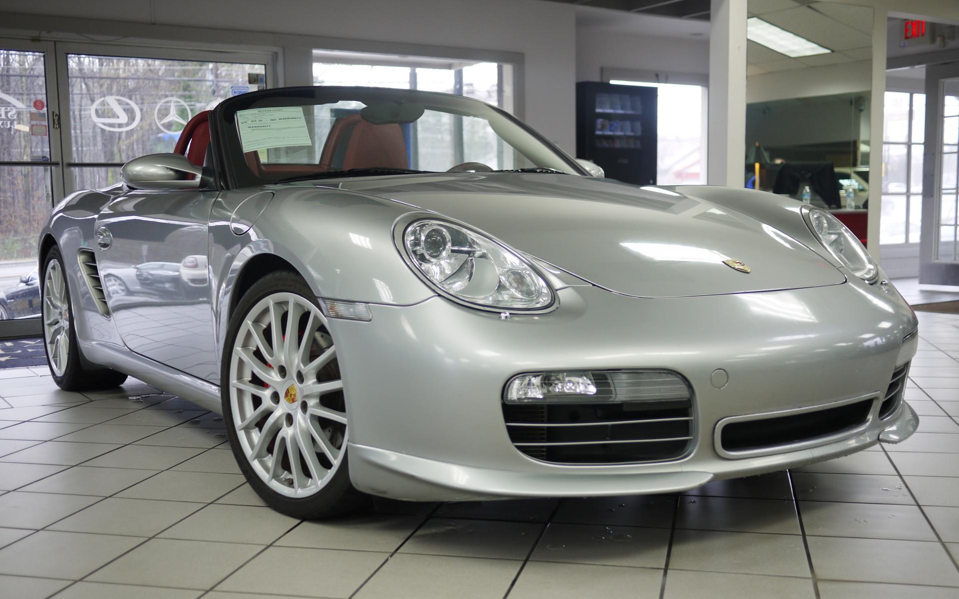 Used 2008 Porsche Boxster Rs 60 Spyder Marietta Ga