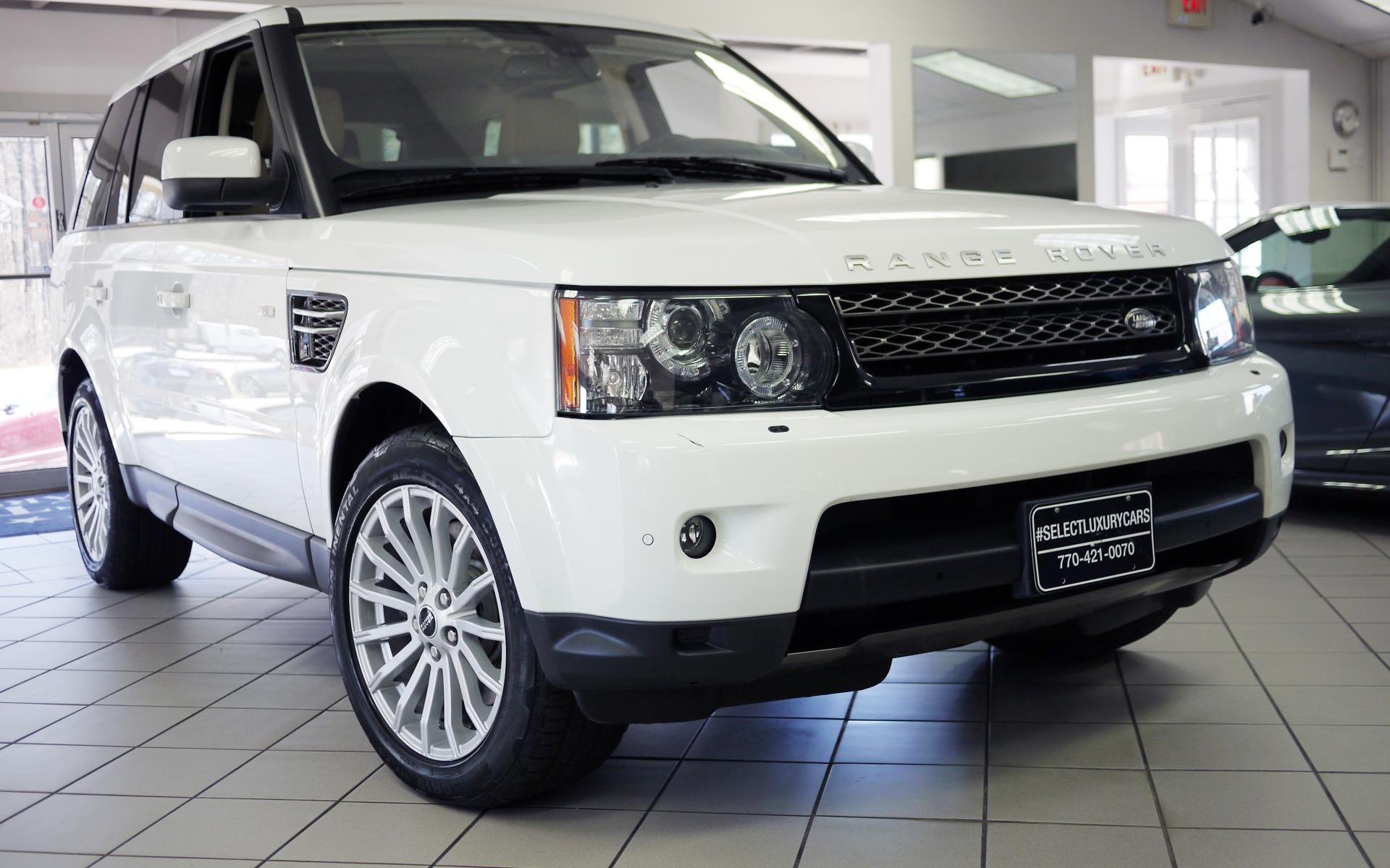 used 2012 land rover range rover sport hse marietta ga. Black Bedroom Furniture Sets. Home Design Ideas