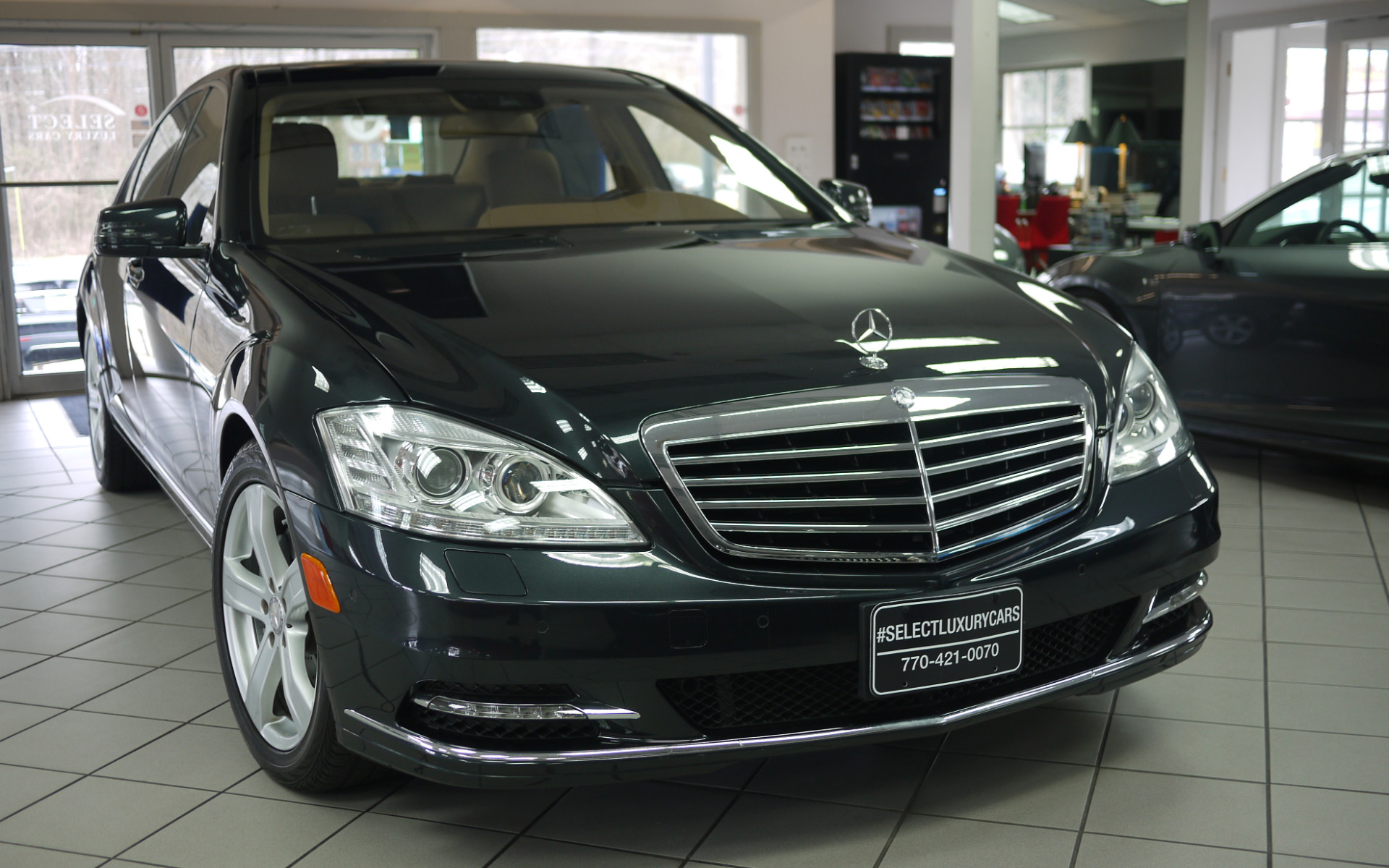 used 2011 mercedes benz s class s550 marietta ga. Black Bedroom Furniture Sets. Home Design Ideas