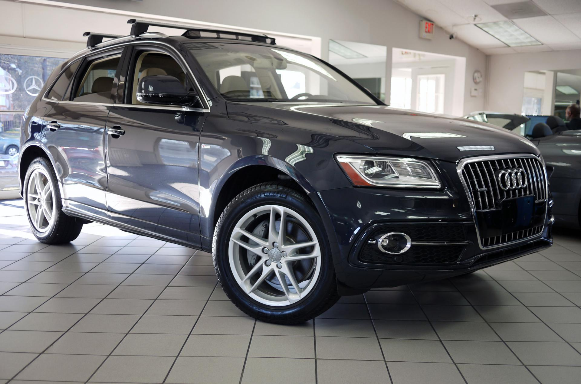 used 2015 audi q5 3 0t prestige marietta ga. Black Bedroom Furniture Sets. Home Design Ideas