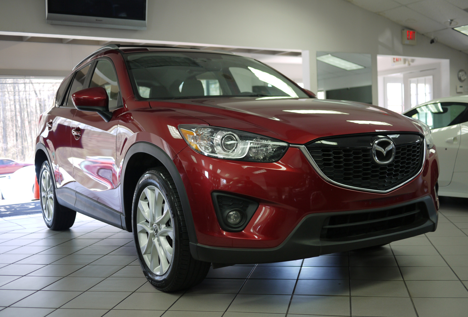 used 2013 mazda cx 5 grand touring marietta ga. Black Bedroom Furniture Sets. Home Design Ideas