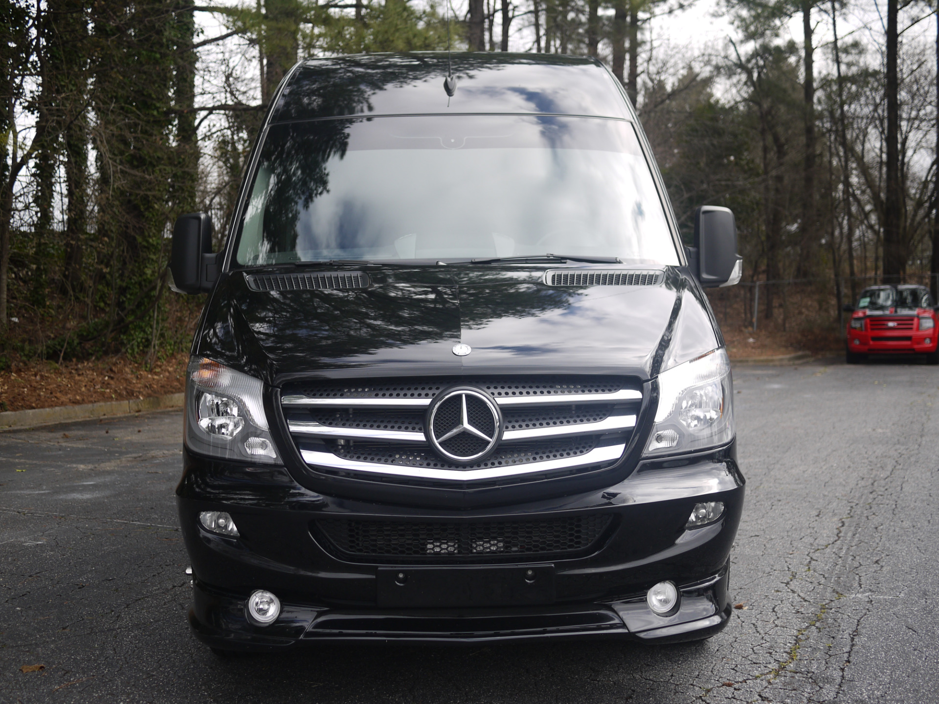 Used mercedes benz sprinter for sale in marietta ga for Mercedes benz marietta ga