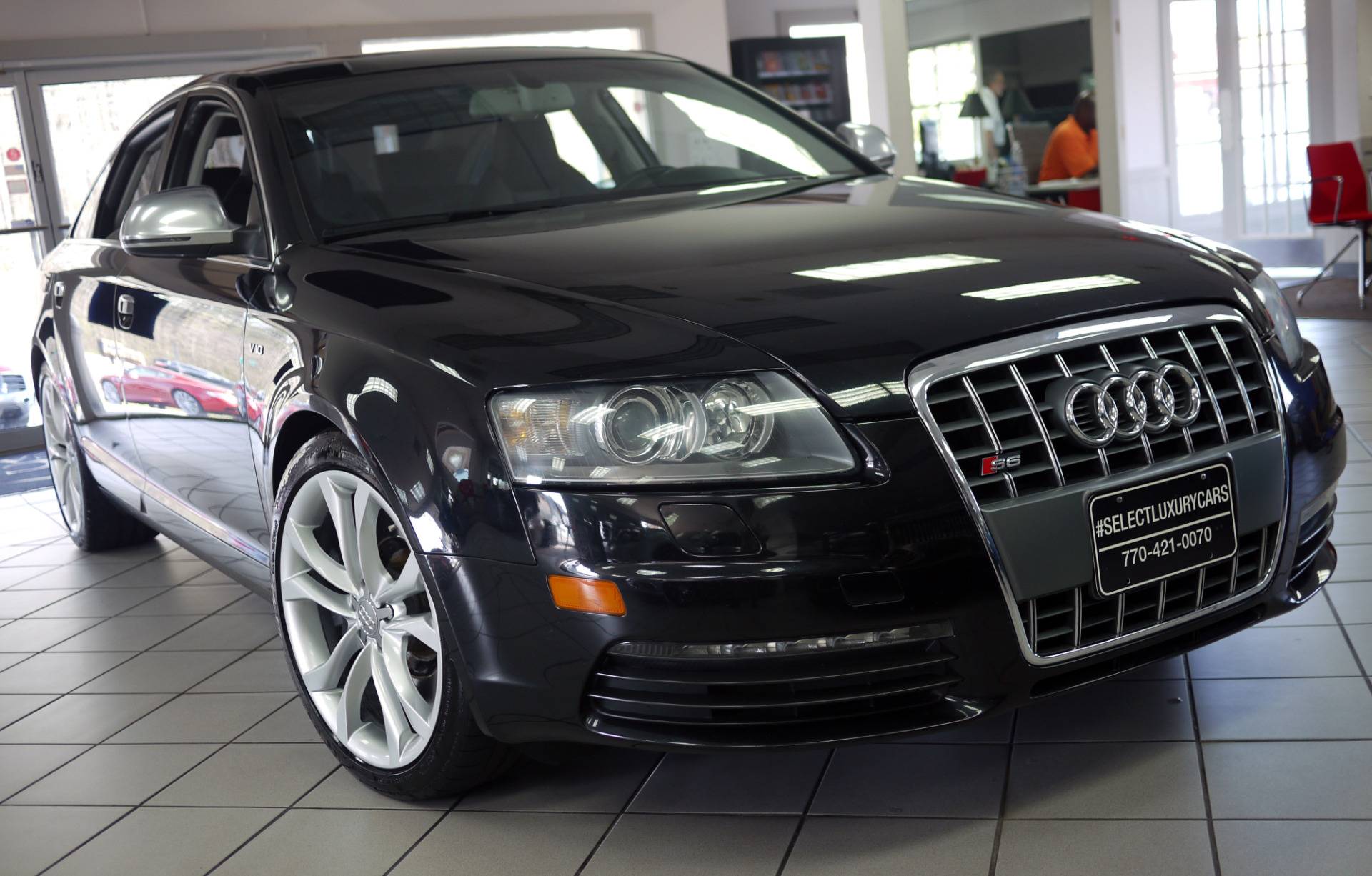 used 2009 audi s6 5 2 prestige marietta ga. Black Bedroom Furniture Sets. Home Design Ideas
