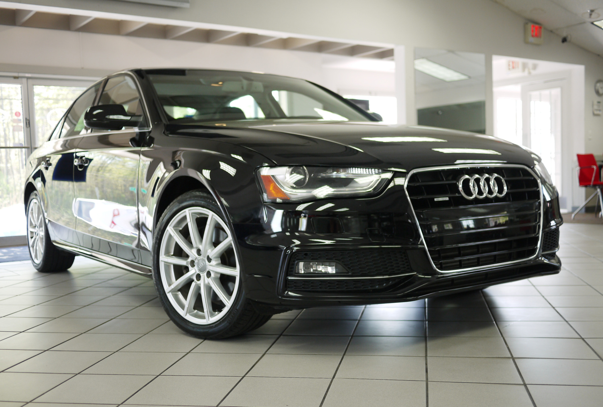 used 2015 audi a4 2 0t premium plus marietta ga. Black Bedroom Furniture Sets. Home Design Ideas
