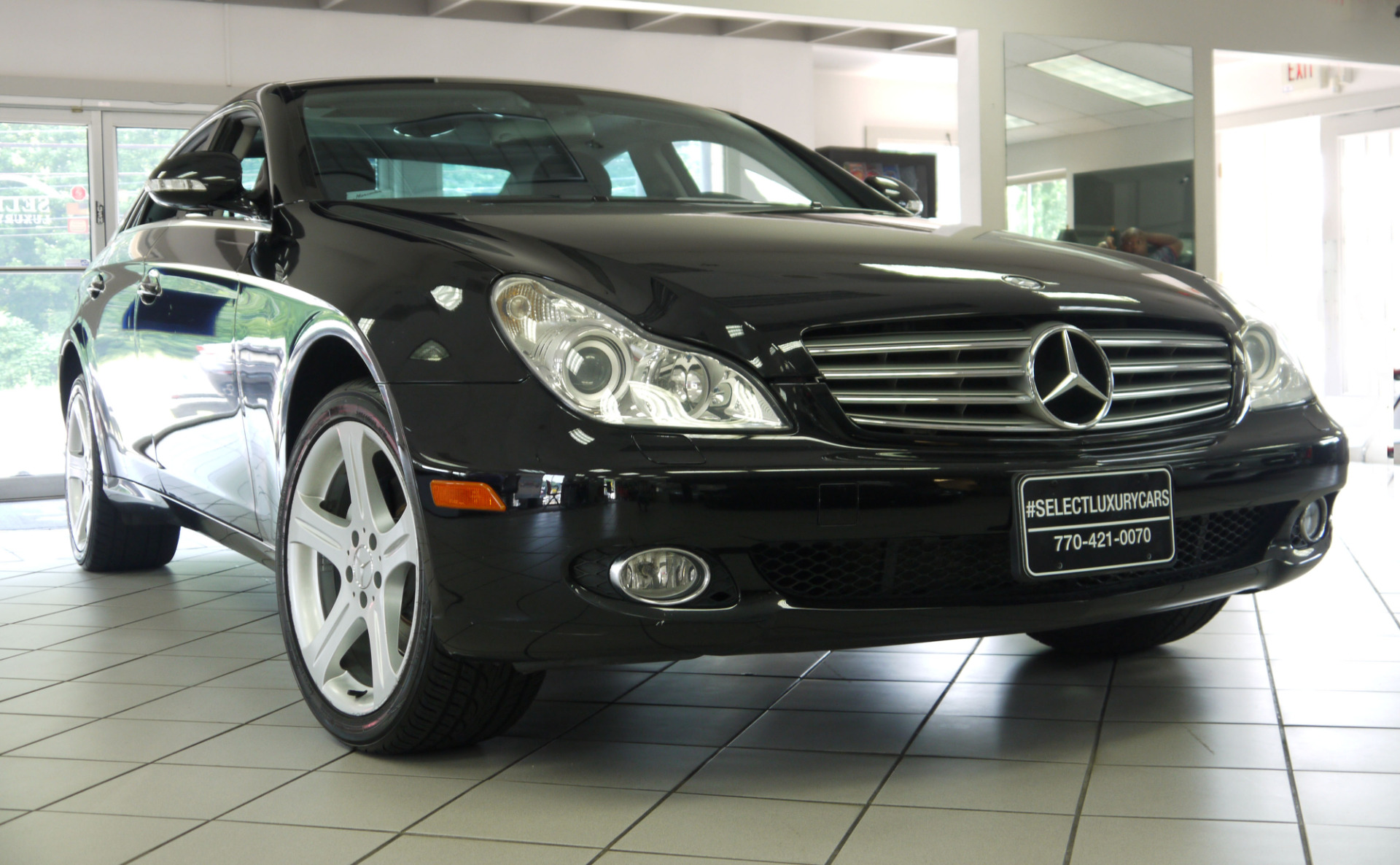 used 2006 mercedes benz cls class cls500 marietta ga. Black Bedroom Furniture Sets. Home Design Ideas