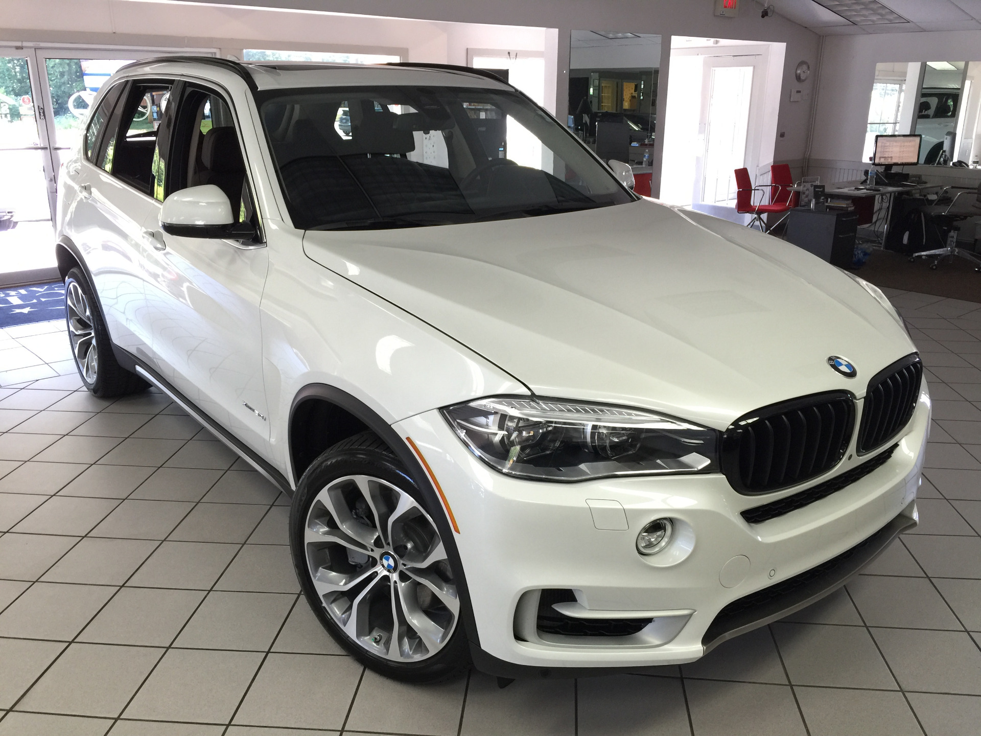 used 2015 bmw x5 xdrive50i marietta ga. Black Bedroom Furniture Sets. Home Design Ideas