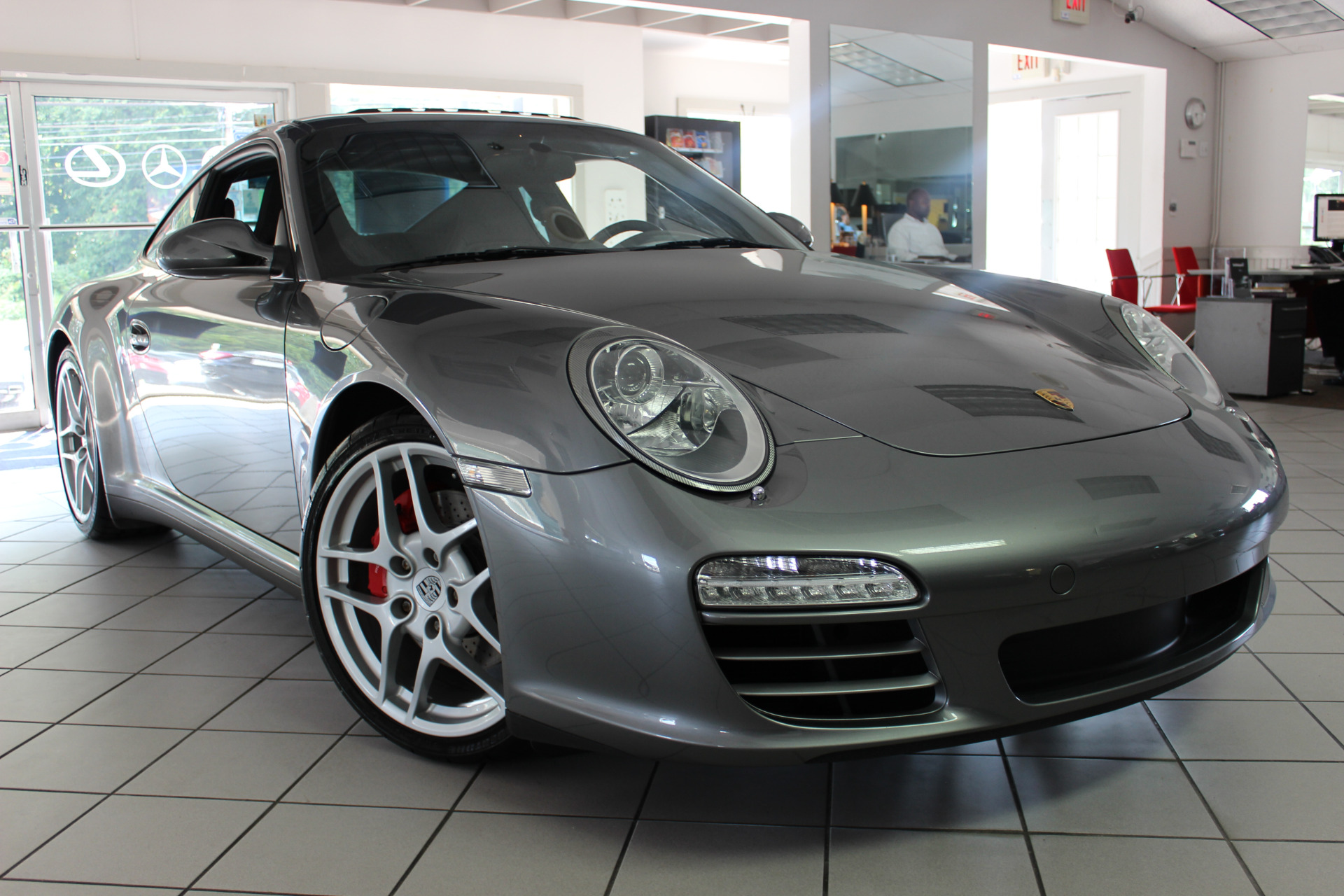 used 2009 porsche 911 carrera 4s marietta ga. Black Bedroom Furniture Sets. Home Design Ideas