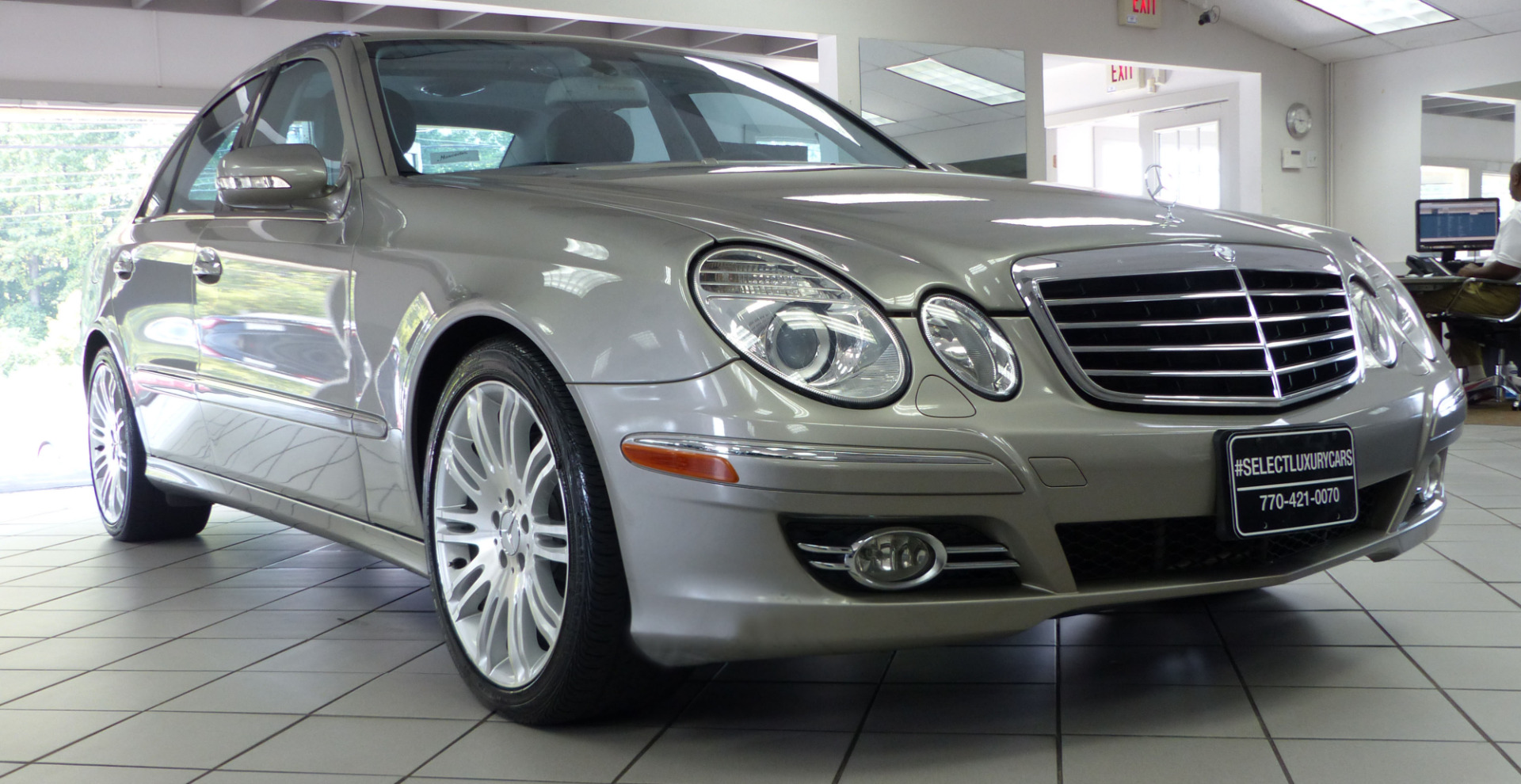 used 2007 mercedes benz e class e350 marietta ga. Black Bedroom Furniture Sets. Home Design Ideas