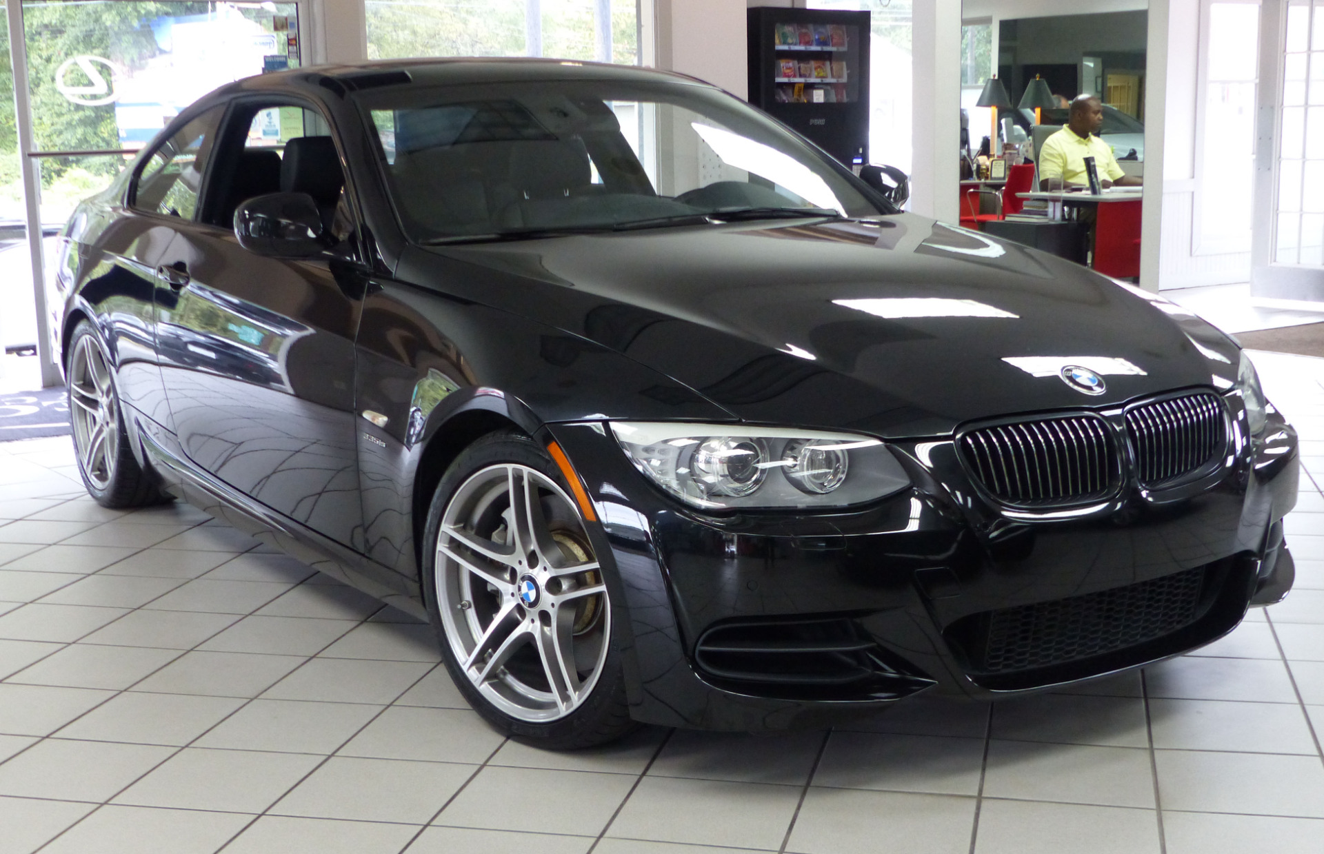 used 2013 bmw 3 series 335is marietta ga. Black Bedroom Furniture Sets. Home Design Ideas