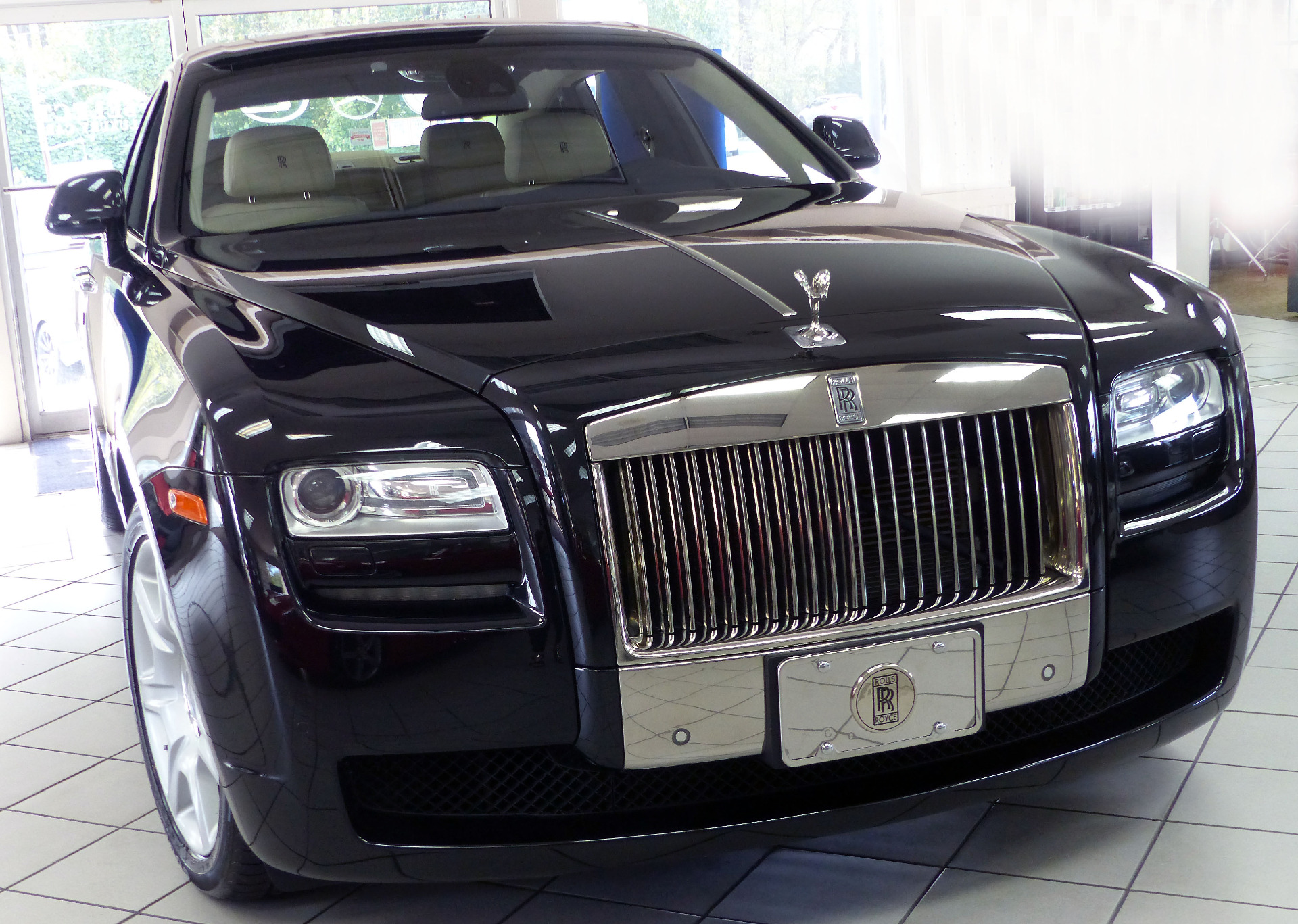 used 2012 rolls royce ghost marietta ga. Black Bedroom Furniture Sets. Home Design Ideas