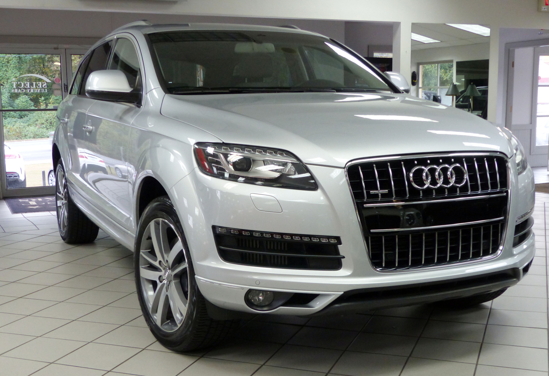 used 2013 audi q7 3 0 tdi premium marietta ga. Black Bedroom Furniture Sets. Home Design Ideas