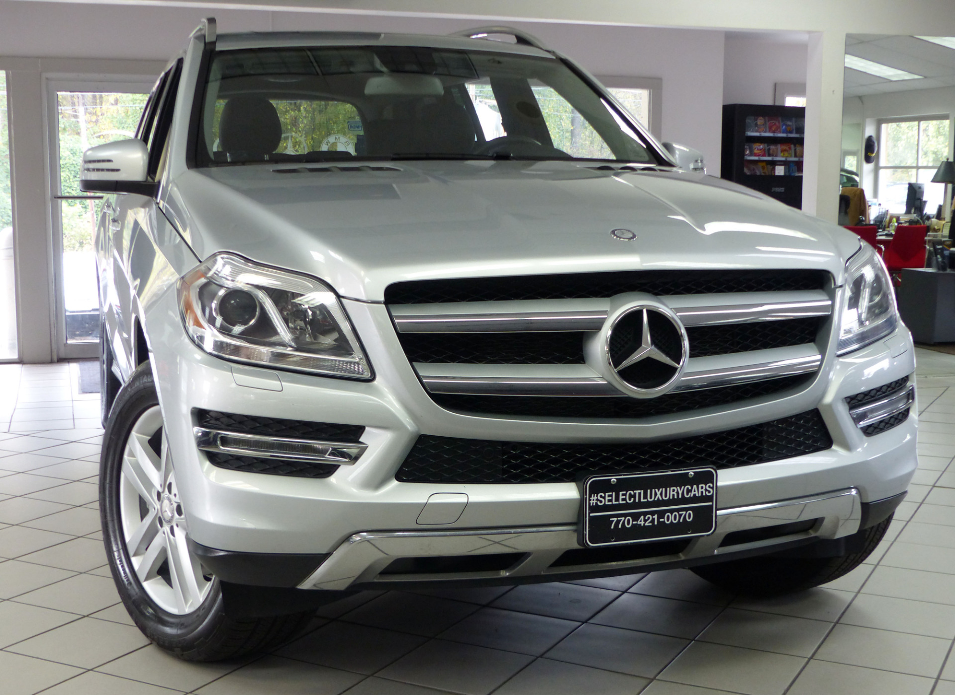 2016 Mercedes Benz Gl Cl Gl450