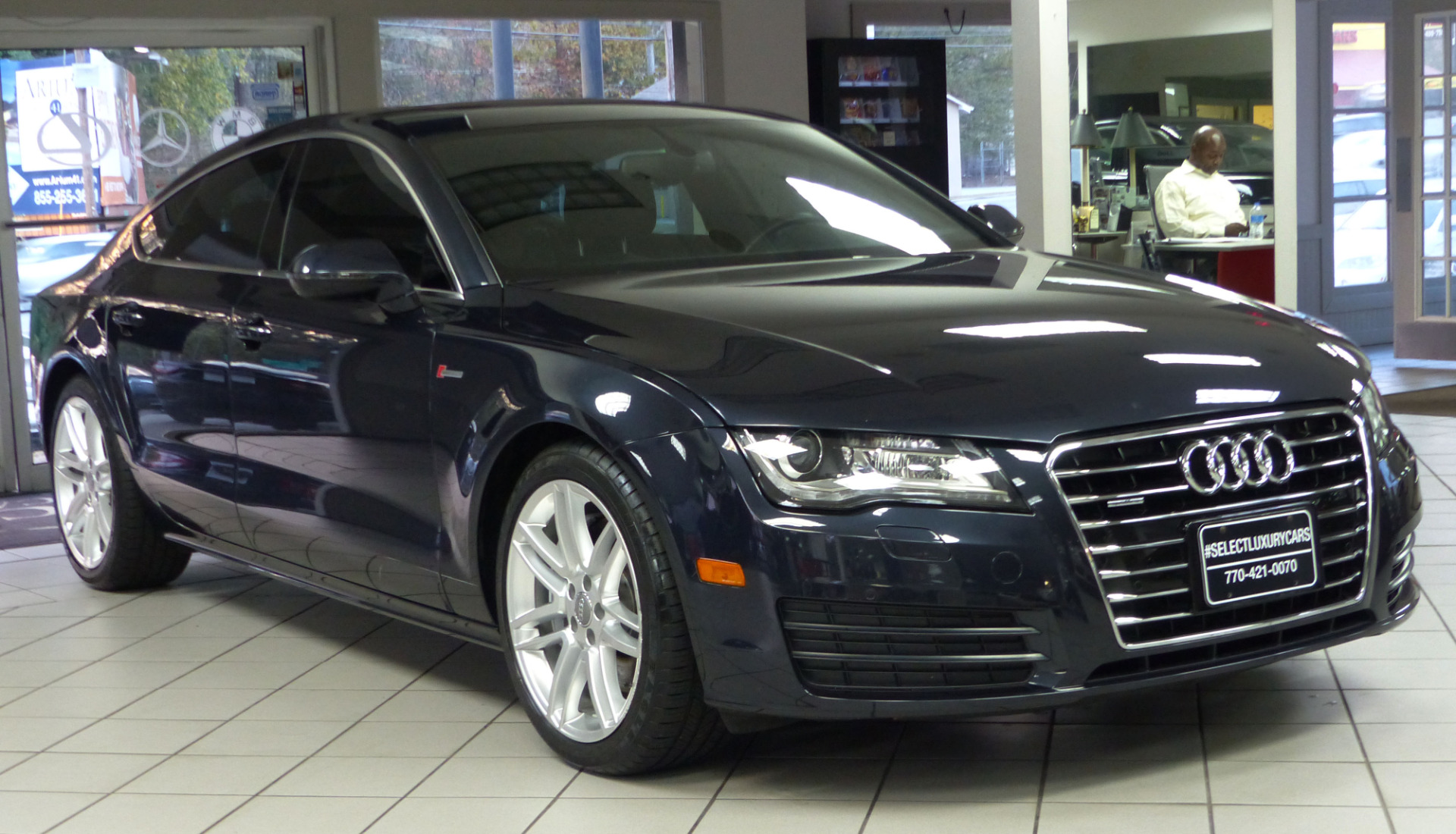 used 2015 audi a7 marietta ga. Black Bedroom Furniture Sets. Home Design Ideas