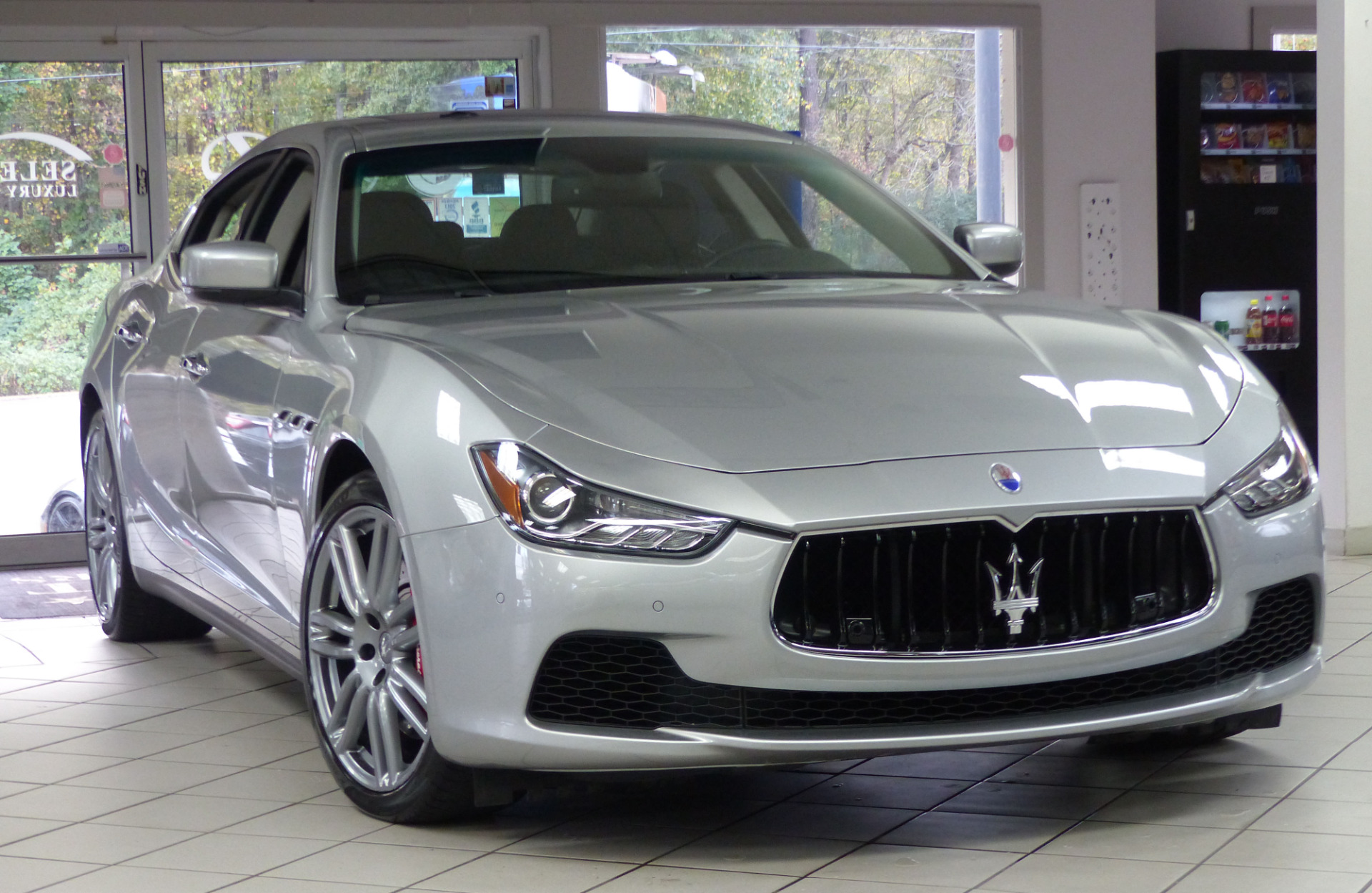 used 2014 maserati ghibli s q4 marietta ga. Black Bedroom Furniture Sets. Home Design Ideas