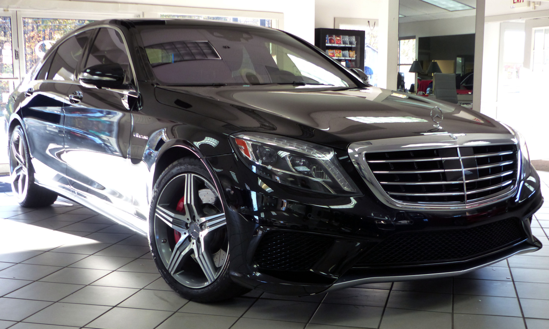 used 2015 mercedes benz s class s63 amg marietta ga. Black Bedroom Furniture Sets. Home Design Ideas