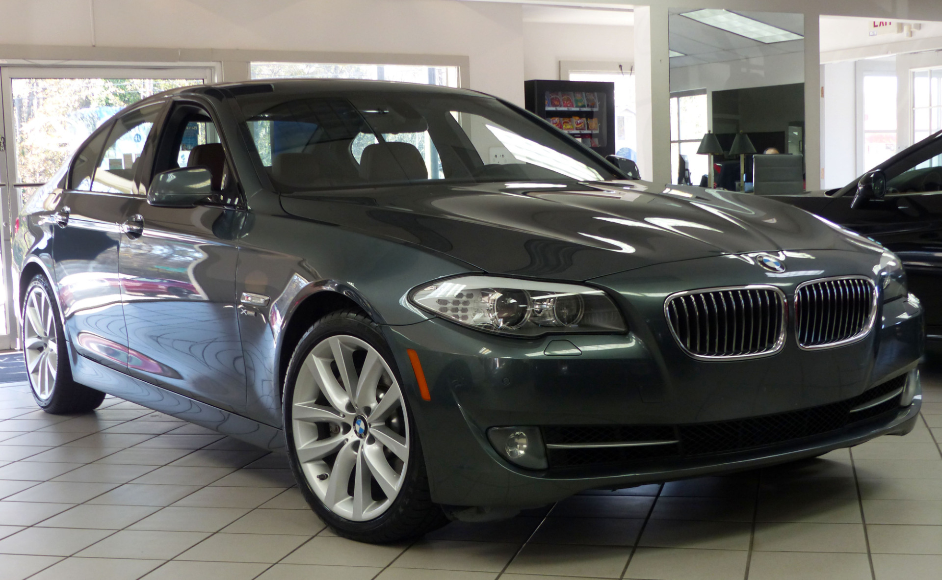 used 2012 bmw 5 series 535i xdrive marietta ga. Black Bedroom Furniture Sets. Home Design Ideas