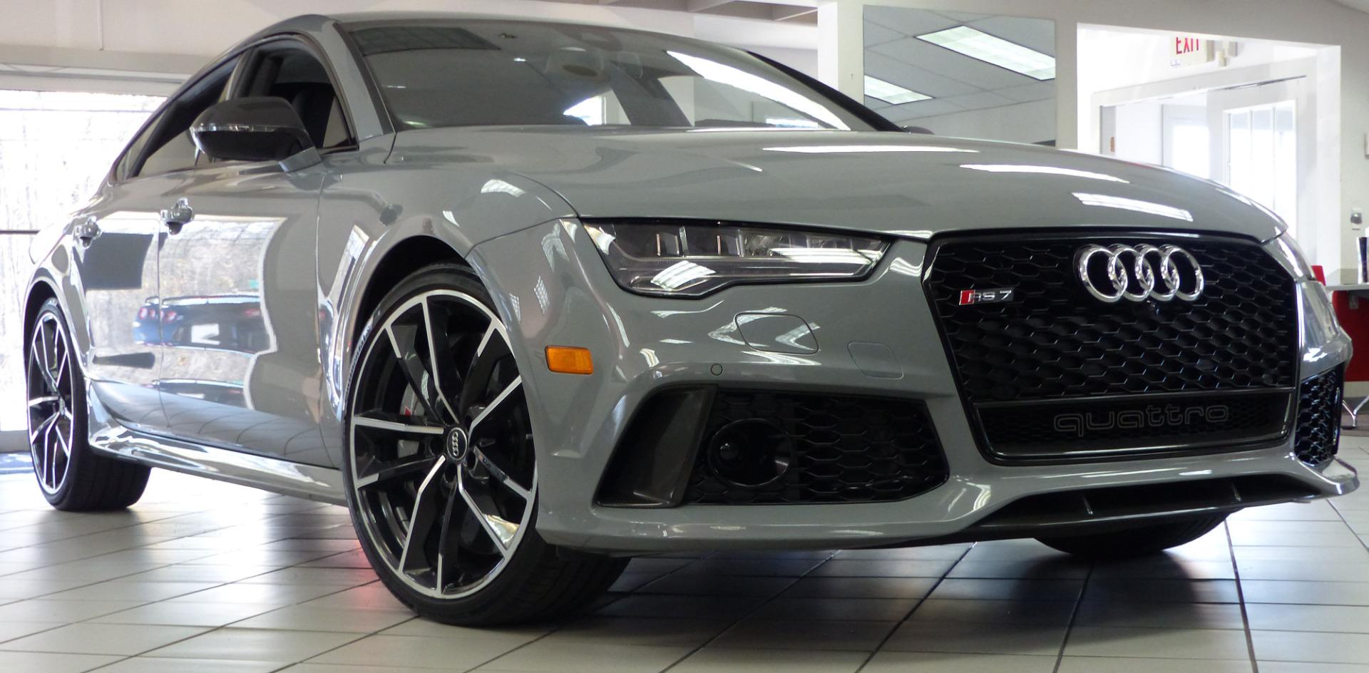 2017 Audi Rs 7 4.0 T Performance Prestige >> Used 2016 Audi Rs 7 4 0t Performance Prestige Marietta Ga
