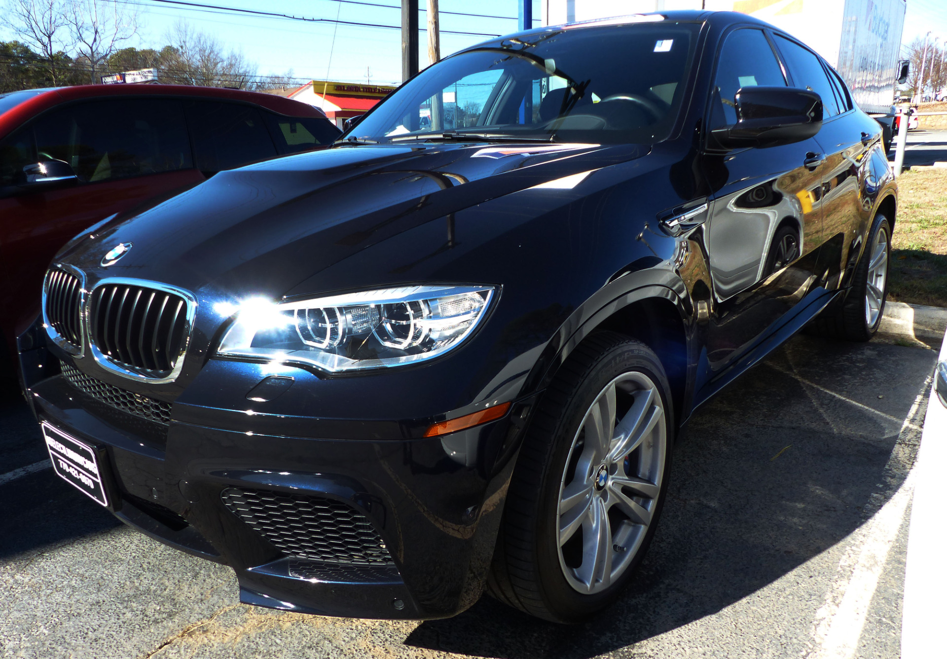 used 2014 bmw x6 m marietta ga. Black Bedroom Furniture Sets. Home Design Ideas