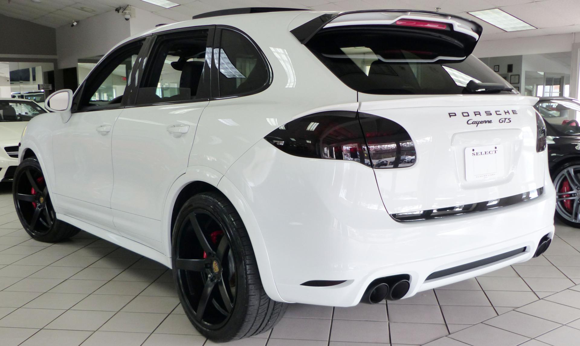 Used 2014 Porsche Cayenne Gts Marietta Ga