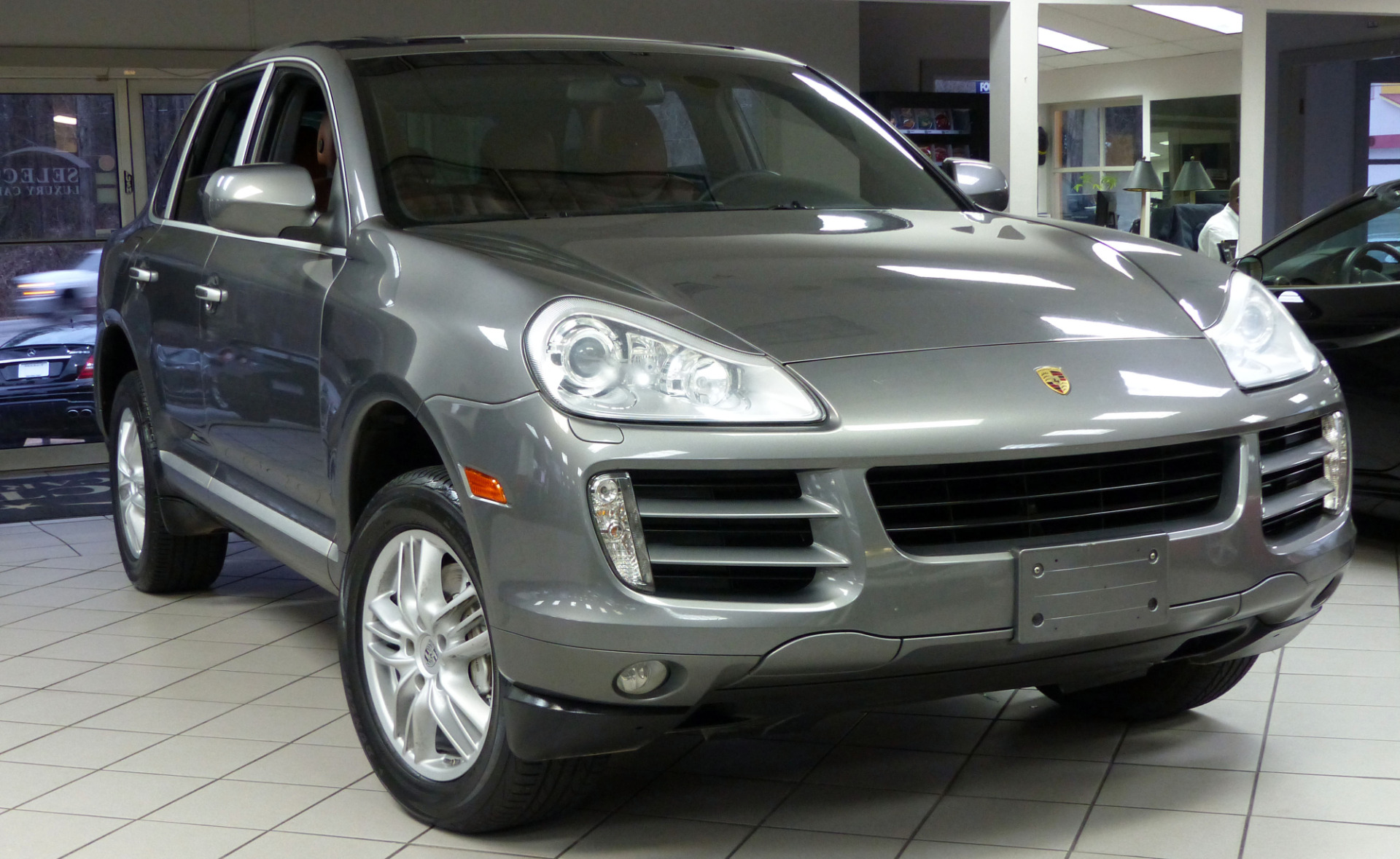 used 2009 porsche cayenne s marietta ga. Black Bedroom Furniture Sets. Home Design Ideas