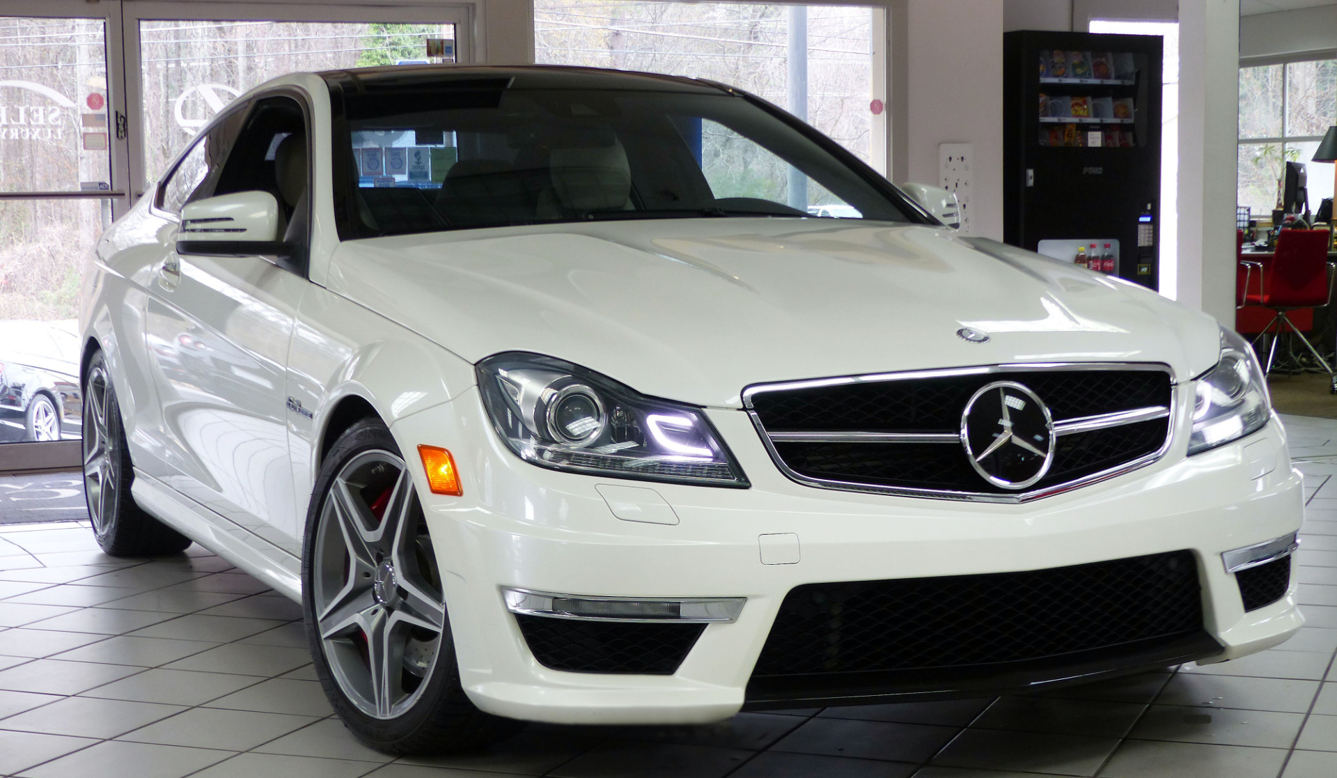 used 2013 mercedes benz c class c63 amg marietta ga. Black Bedroom Furniture Sets. Home Design Ideas