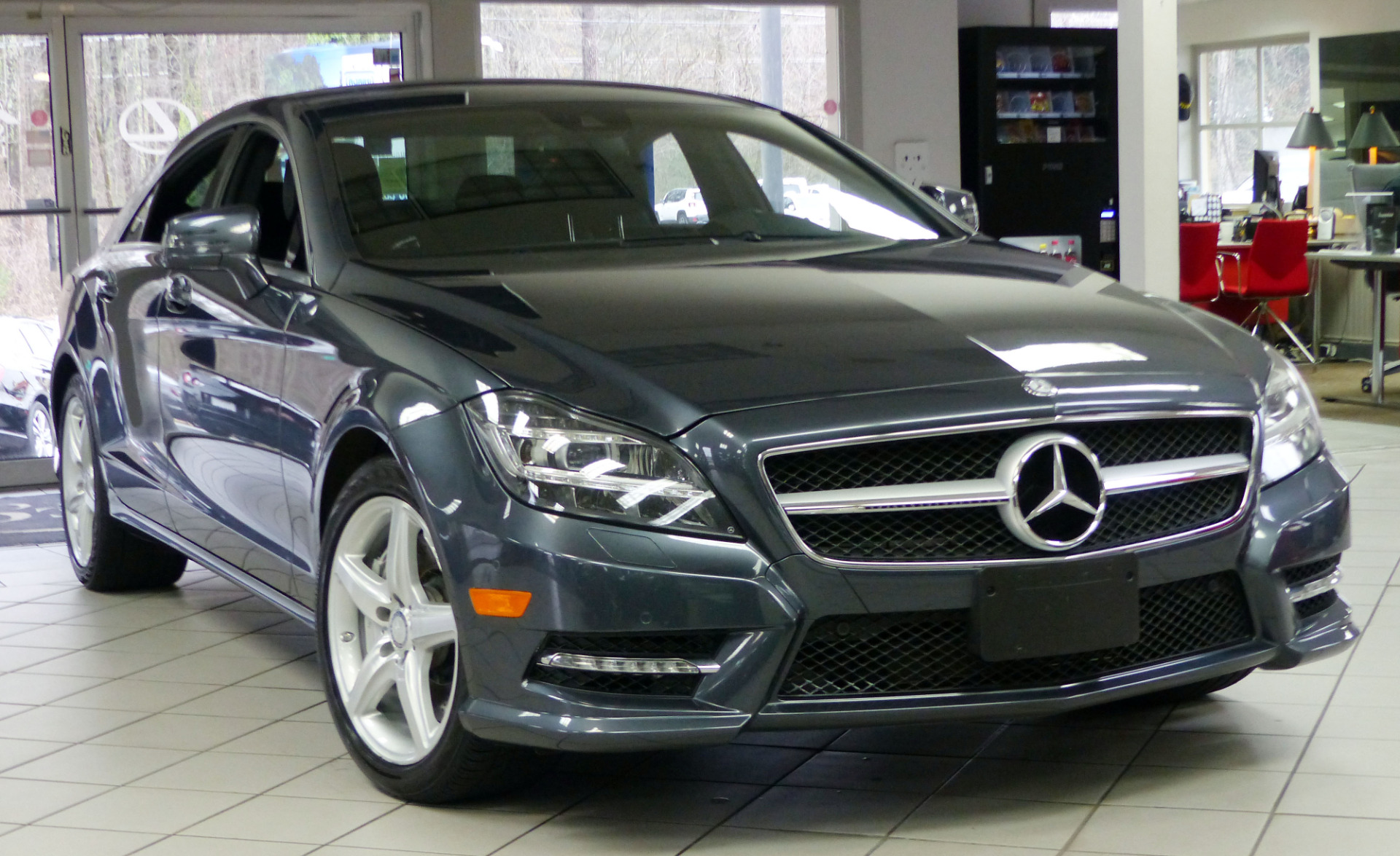 used 2013 mercedes benz cls class cls550 marietta ga. Black Bedroom Furniture Sets. Home Design Ideas