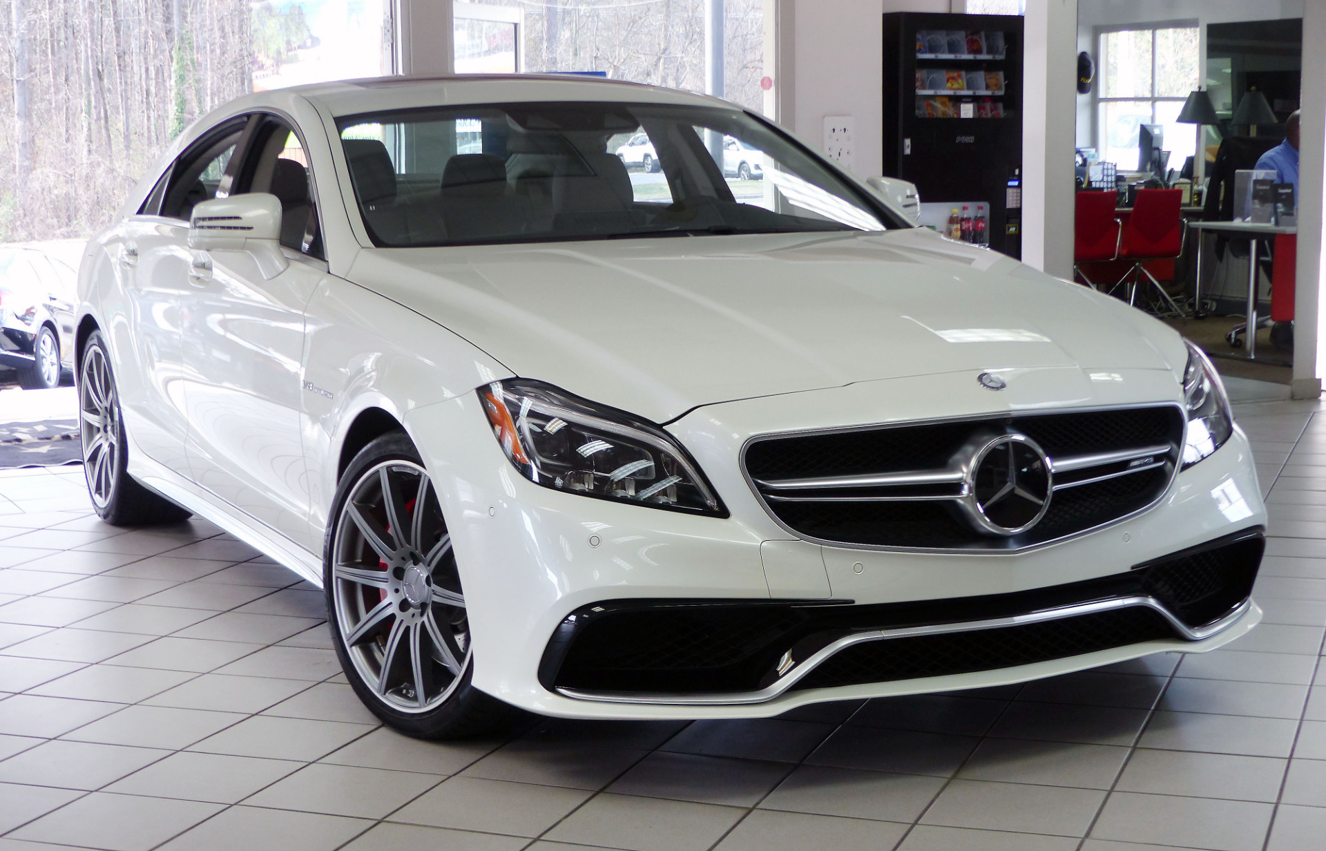 Used 2015 mercedes benz cls 63 amg s marietta ga for Mercedes benz amg cls