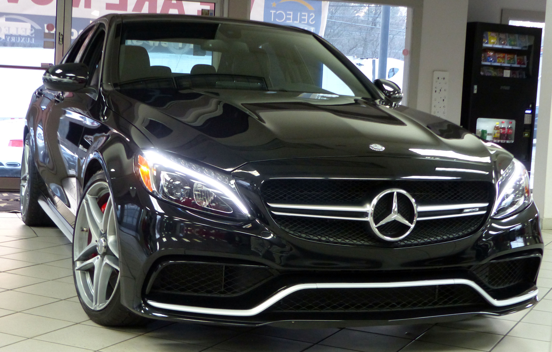 used 2016 mercedes benz c class c63 amg marietta ga. Black Bedroom Furniture Sets. Home Design Ideas