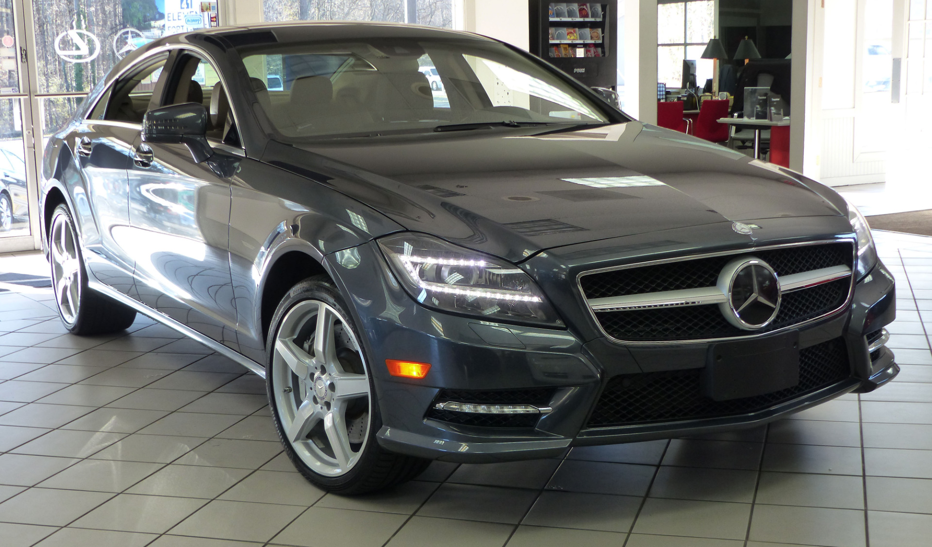 used 2014 mercedes benz cls class cls550 marietta ga. Cars Review. Best American Auto & Cars Review