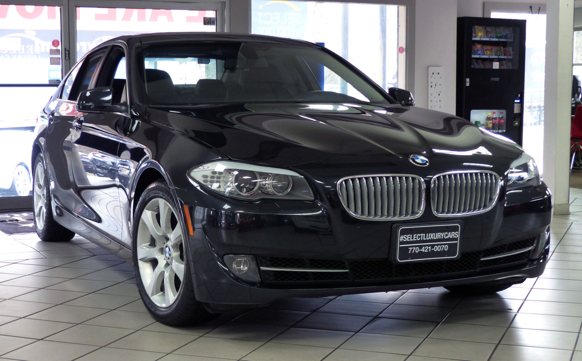 used 2013 bmw 5 series 550i xdrive marietta ga. Black Bedroom Furniture Sets. Home Design Ideas