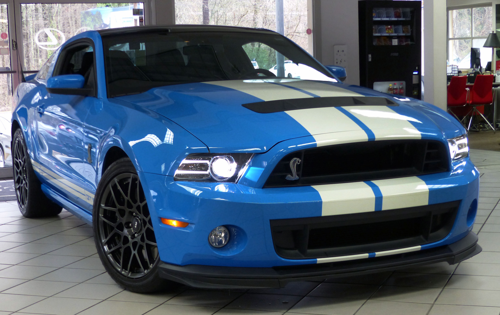 used 2013 ford mustang shelby gt500 marietta ga. Black Bedroom Furniture Sets. Home Design Ideas