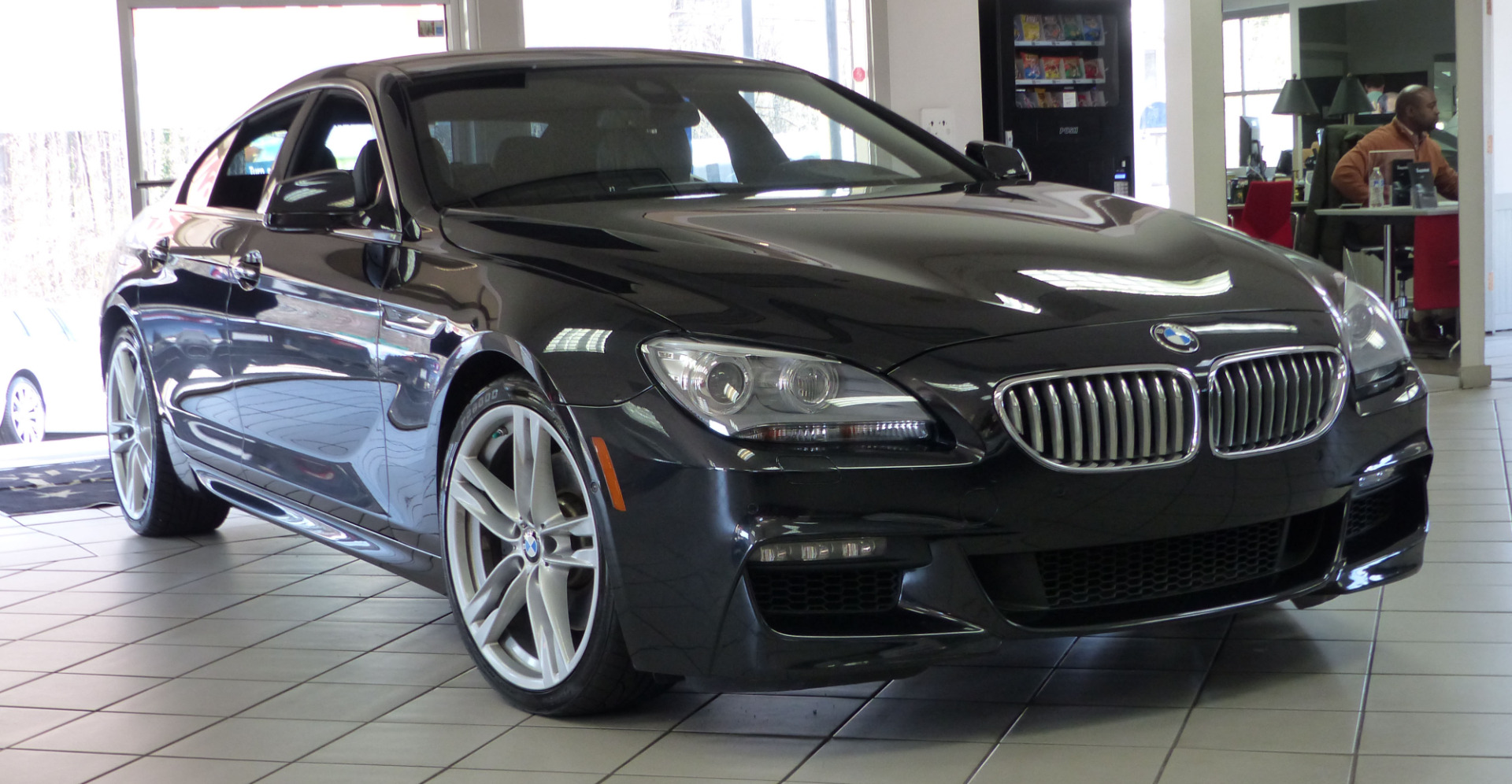 used 2013 bmw 6 series 650i gran coupe marietta ga. Black Bedroom Furniture Sets. Home Design Ideas
