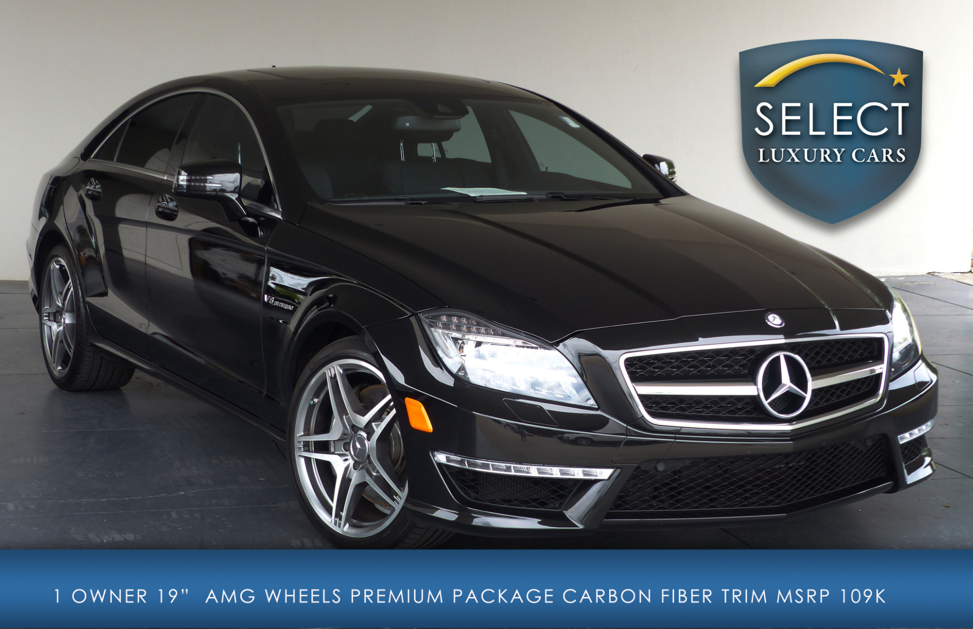 used 2014 mercedes benz cls class cls63 amg marietta ga. Black Bedroom Furniture Sets. Home Design Ideas