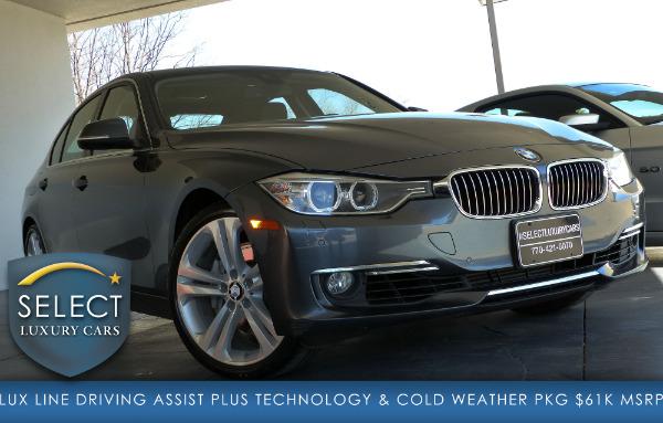 Used2014 BMW 3 Series-Marietta, GA