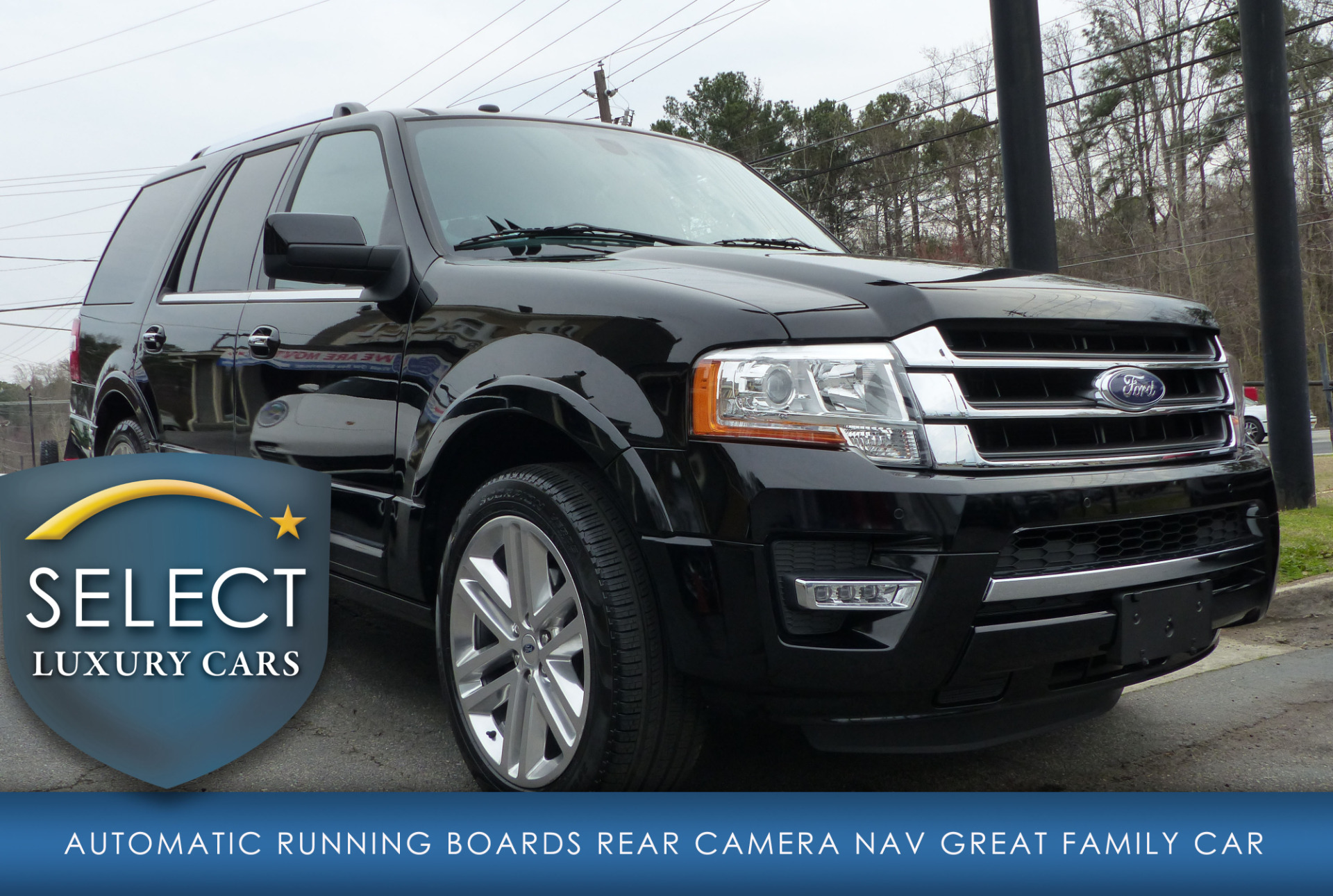 used 2016 ford expedition limited marietta ga. Black Bedroom Furniture Sets. Home Design Ideas