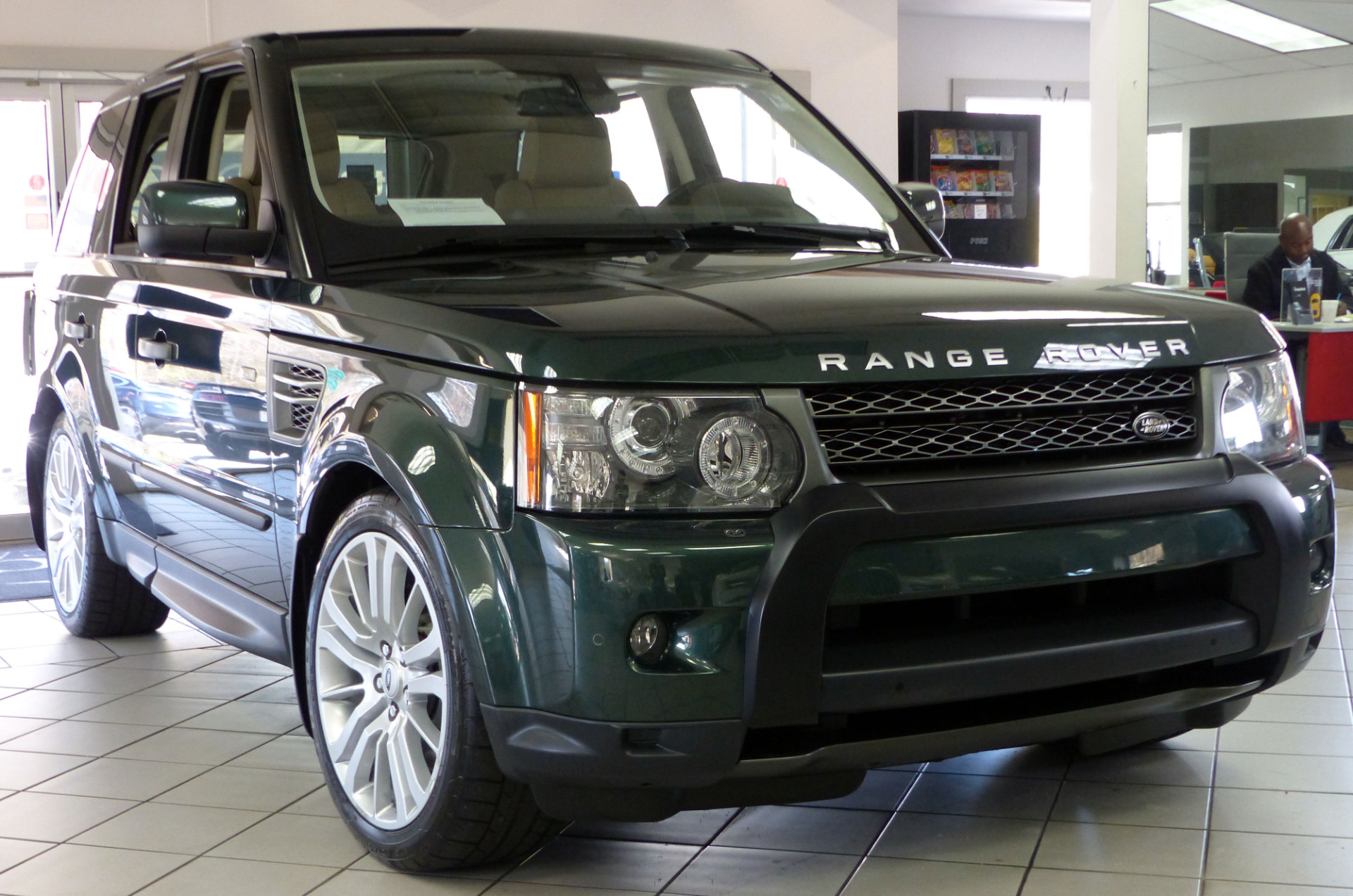 used 2011 land rover range rover sport hse marietta ga. Black Bedroom Furniture Sets. Home Design Ideas